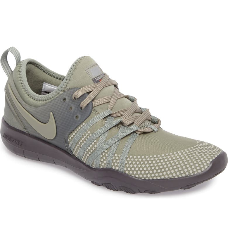 detailed look c7db0 12bb0 NIKE Free TR 7 Shield Water-Repellent Training Shoe, Main, color, 028