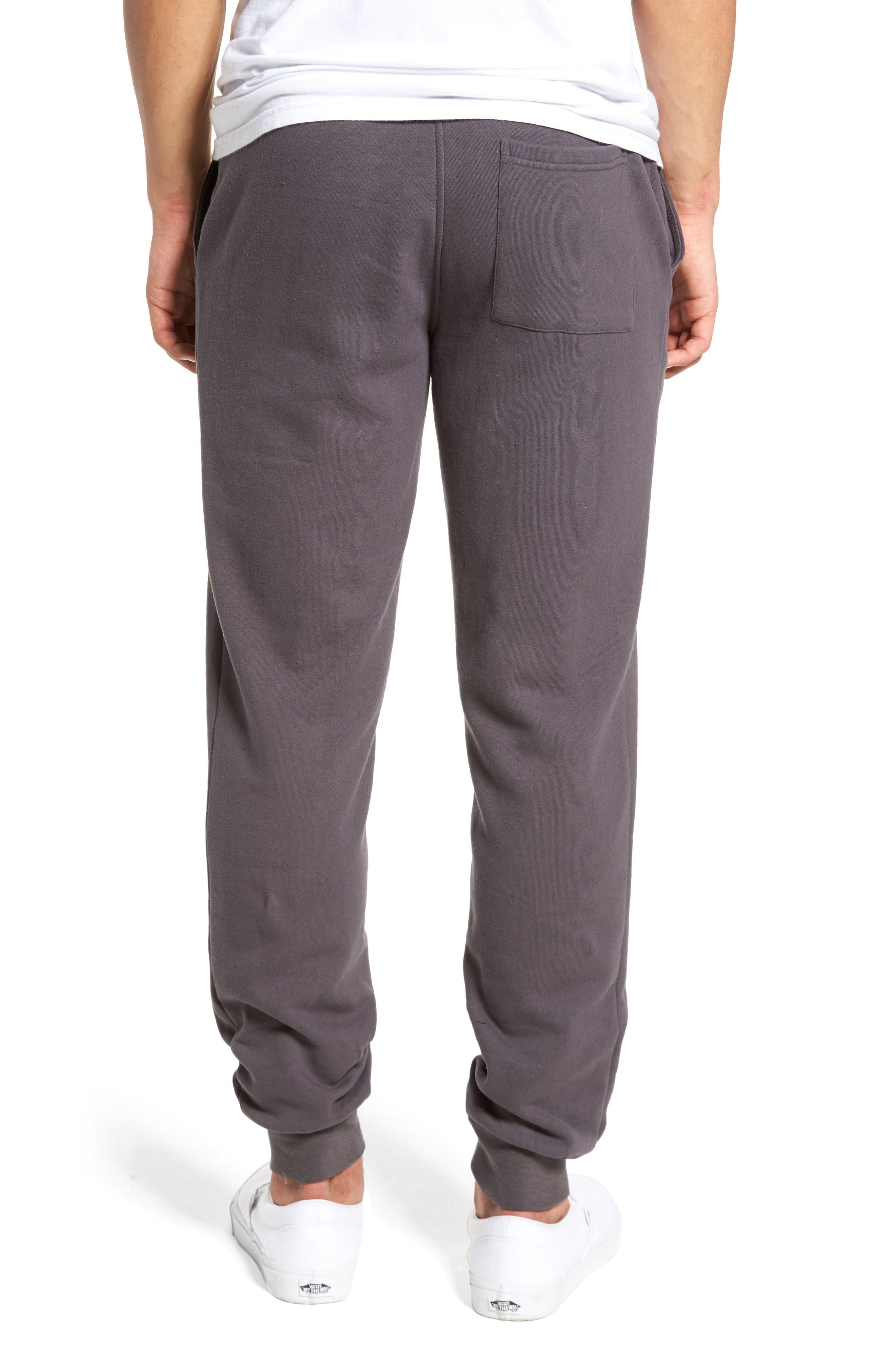 Fleece Jogger Pants,                             Alternate thumbnail 4, color,