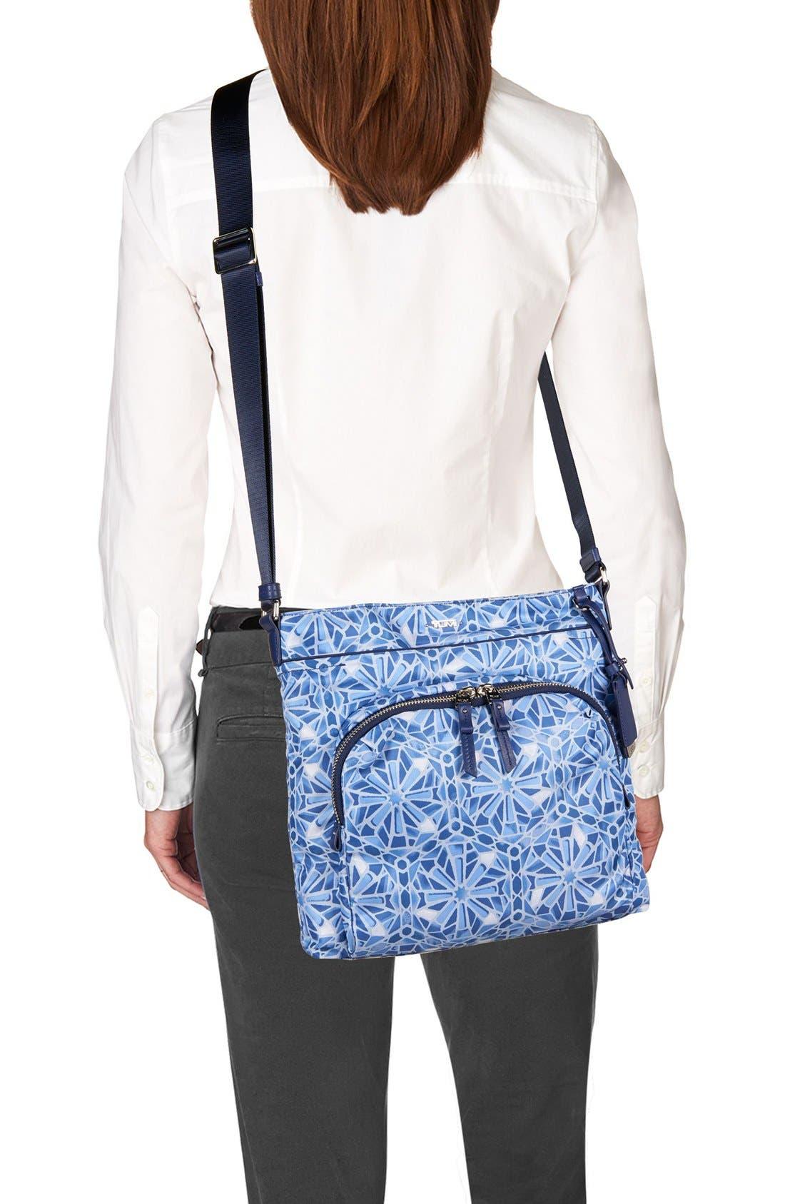 Voyageur - Capri Nylon Crossbody Bag,                             Alternate thumbnail 23, color,