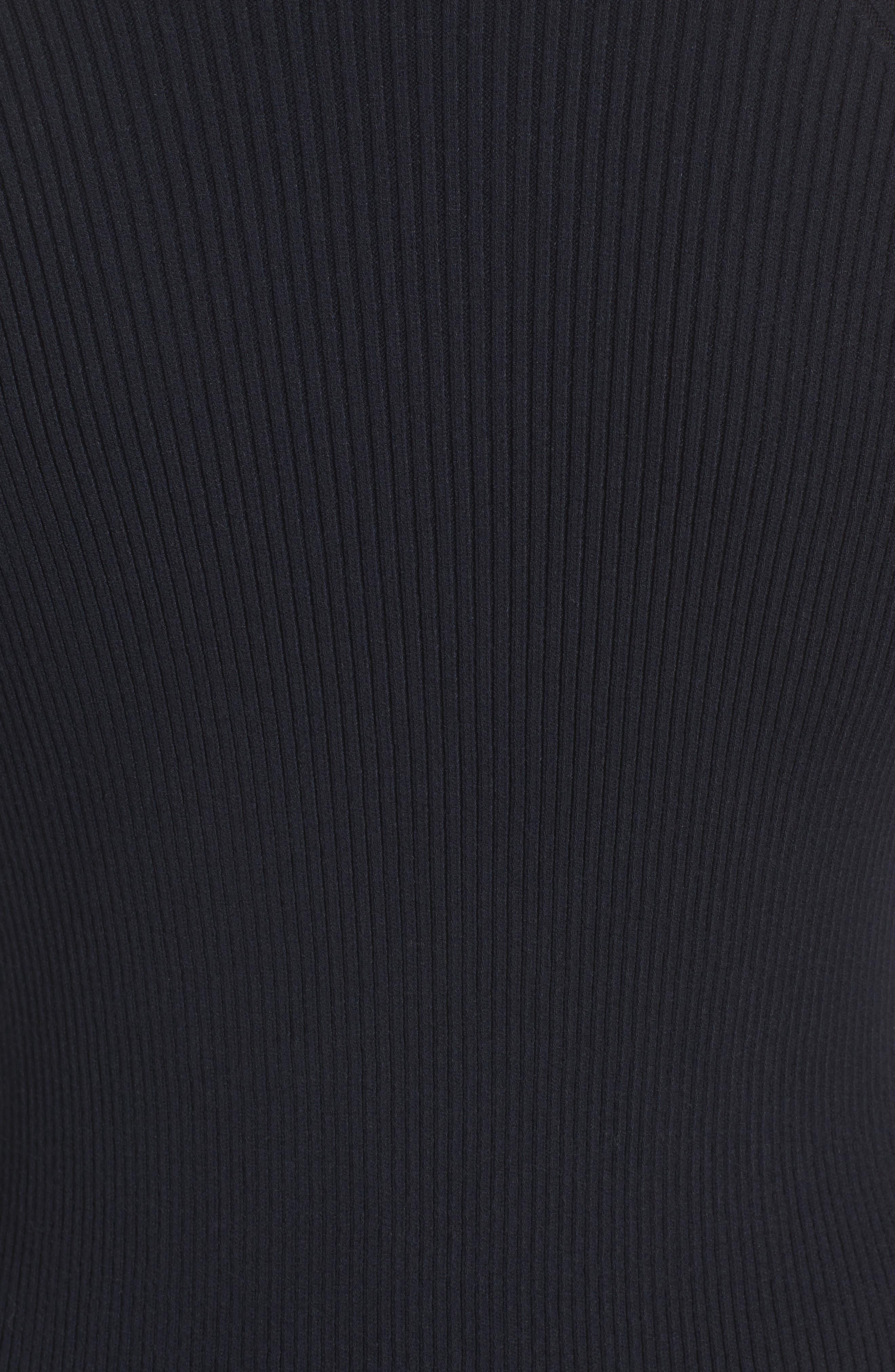 Farengi Sweater Dress,                             Alternate thumbnail 5, color,                             480