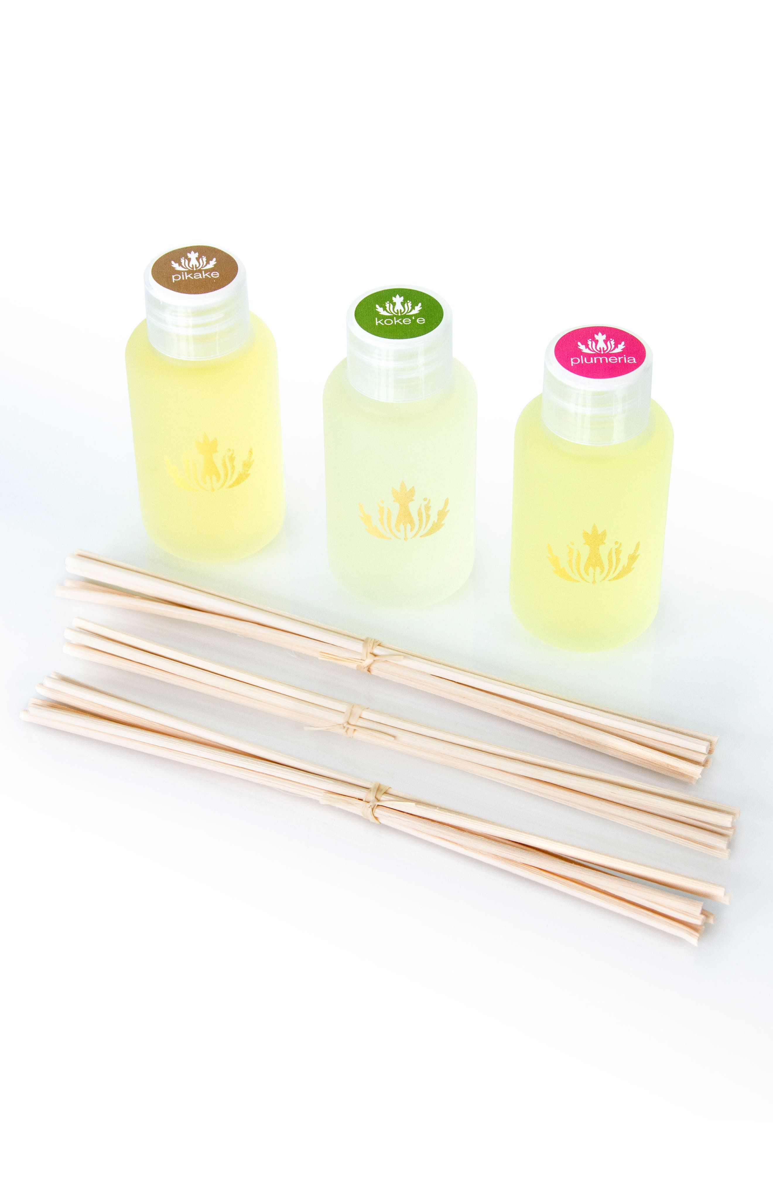 Island Ambience<sup>™</sup> Reed Diffuser Set,                             Alternate thumbnail 3, color,                             NO COLOR