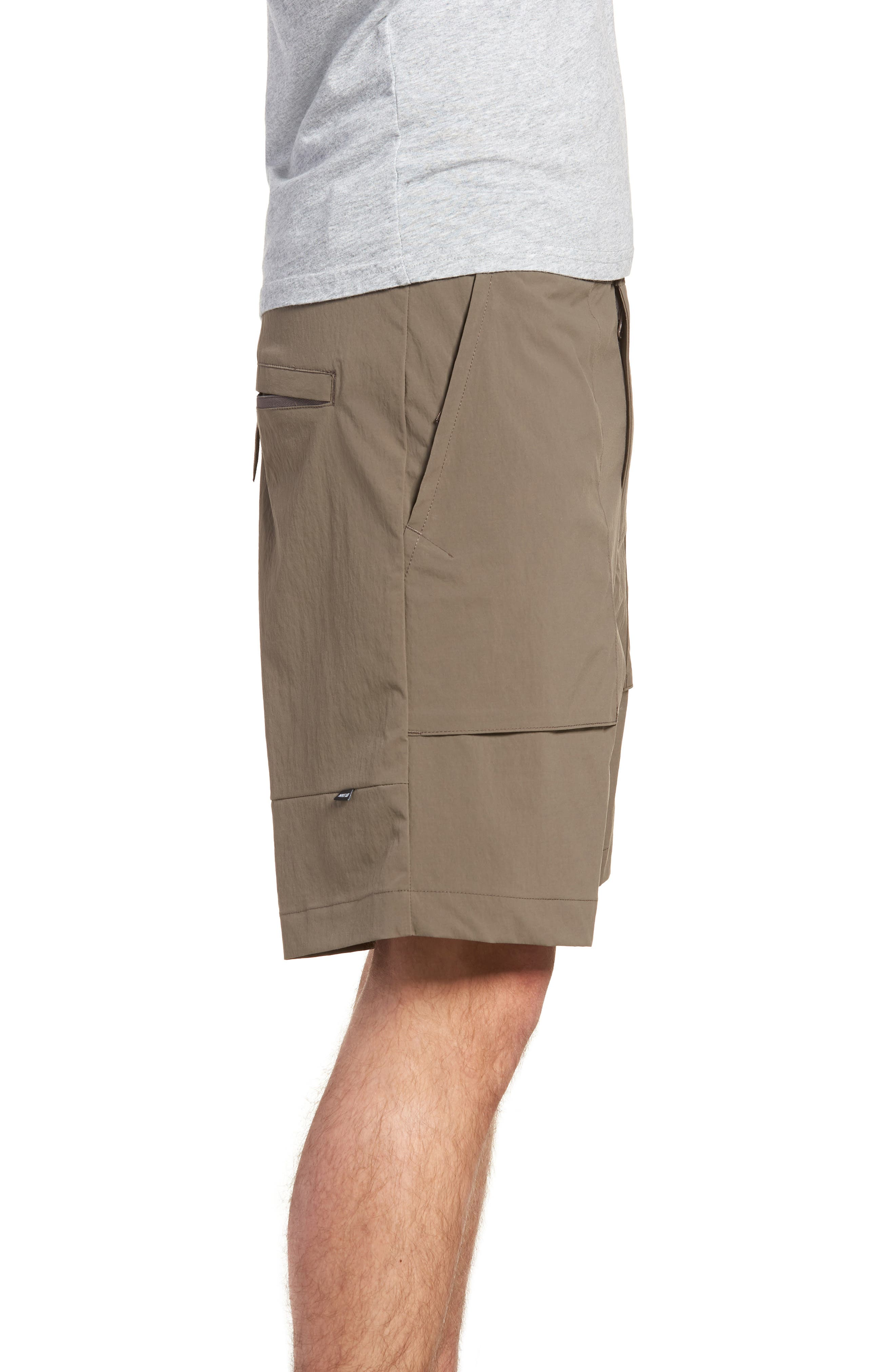NIKE,                             SB Flex Everett Shorts,                             Alternate thumbnail 3, color,                             250