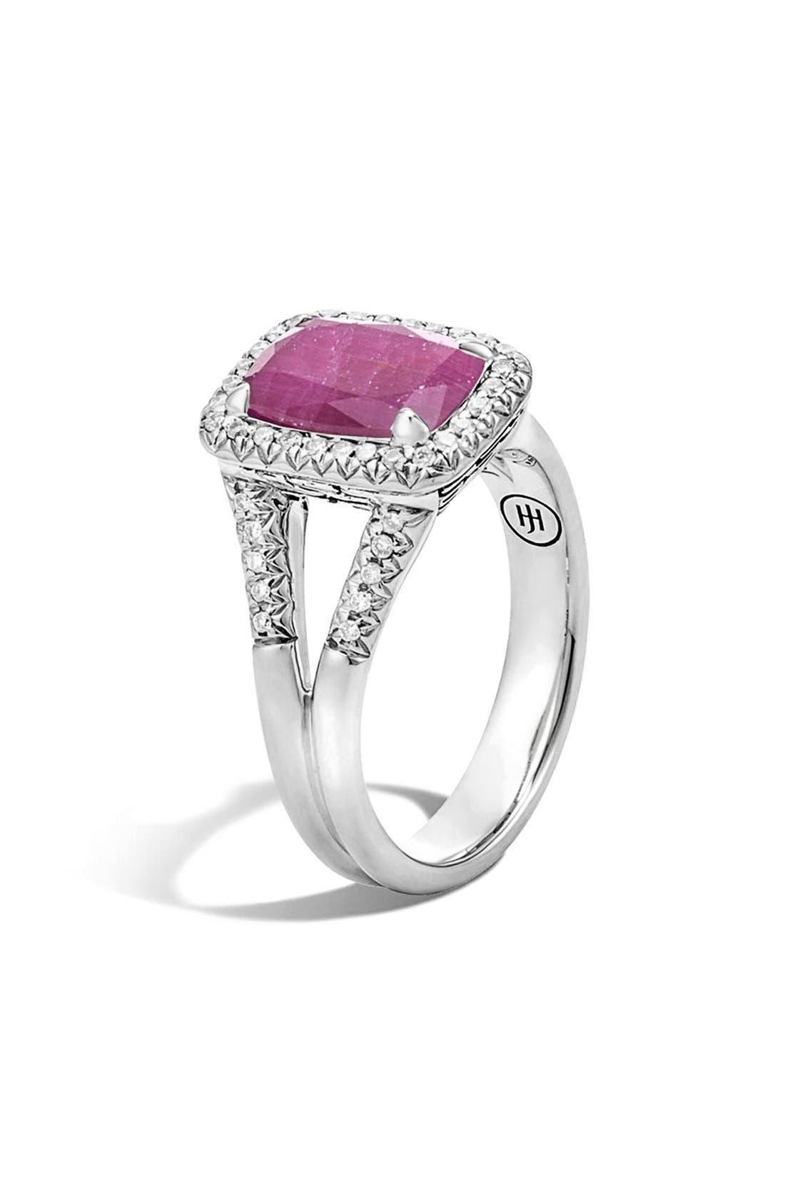 Batu Diamond Ring,                             Alternate thumbnail 8, color,