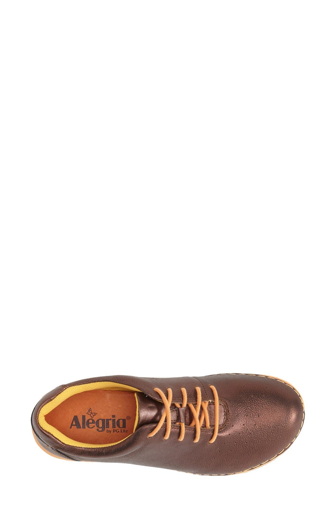 Essence Lace-Up Leather Oxford,                             Alternate thumbnail 84, color,