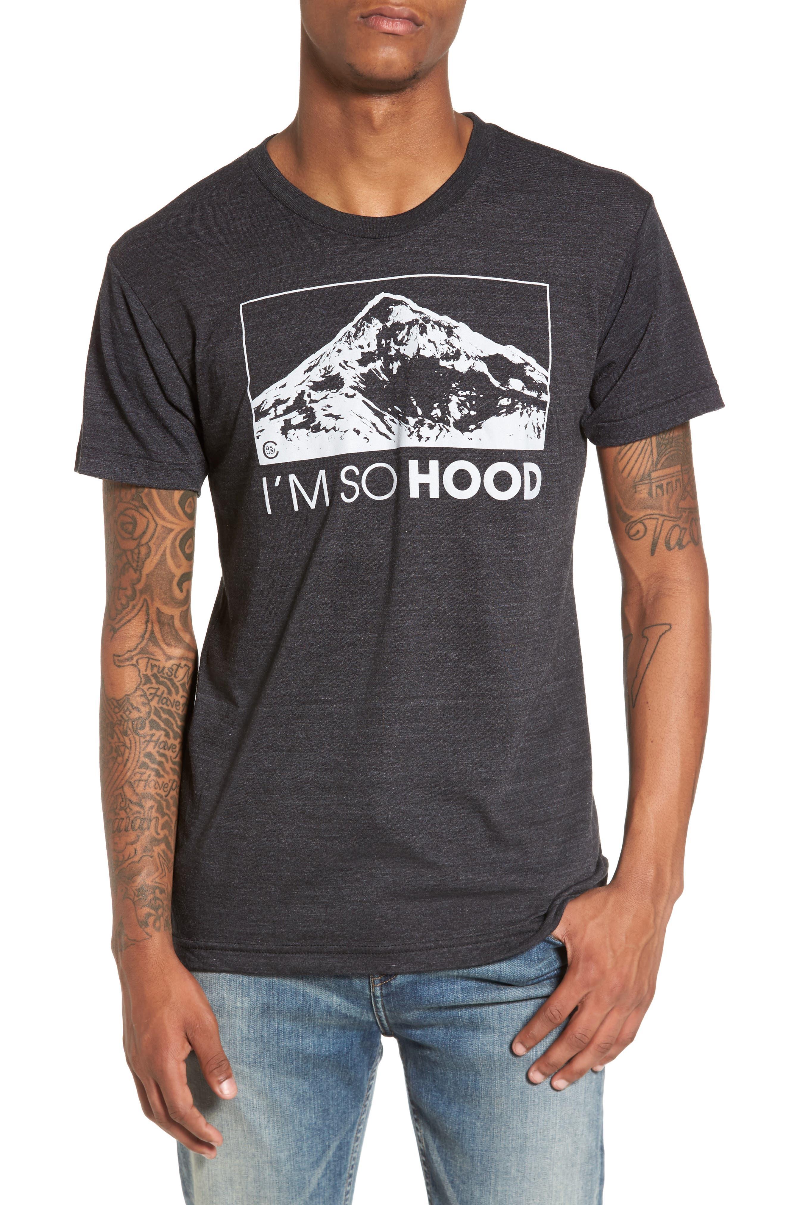 I'm So Hood T-Shirt,                         Main,                         color, 002
