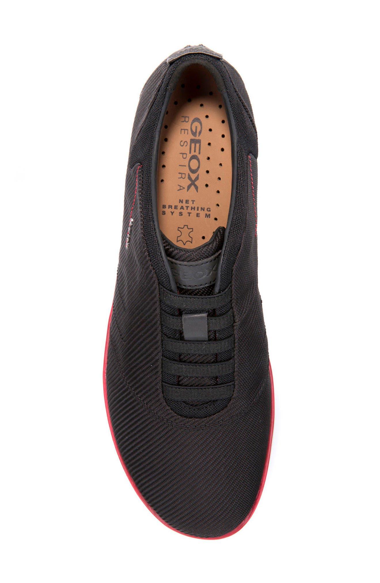 Nebula 35 Slip-On Sneaker,                             Alternate thumbnail 5, color,                             001