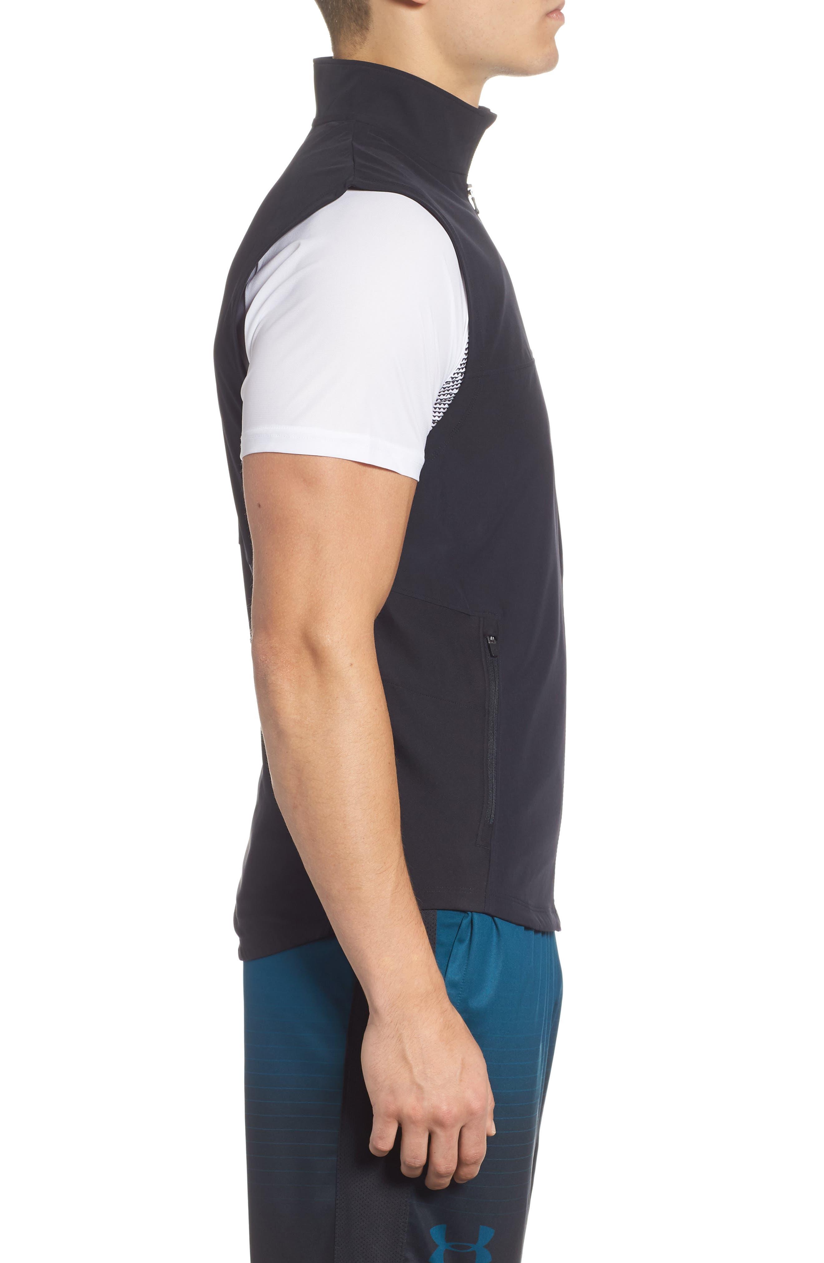 Threadborne Vanish Vest,                             Alternate thumbnail 3, color,                             001