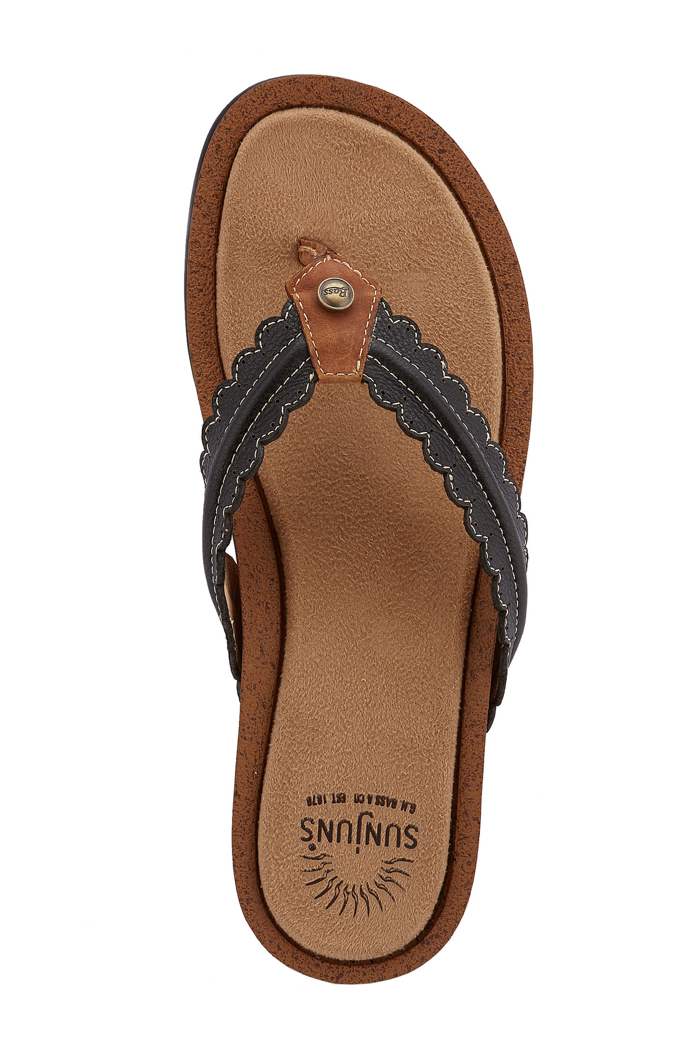 G.H. Bass and Co. Samantha Thong Sandal,                             Alternate thumbnail 11, color,