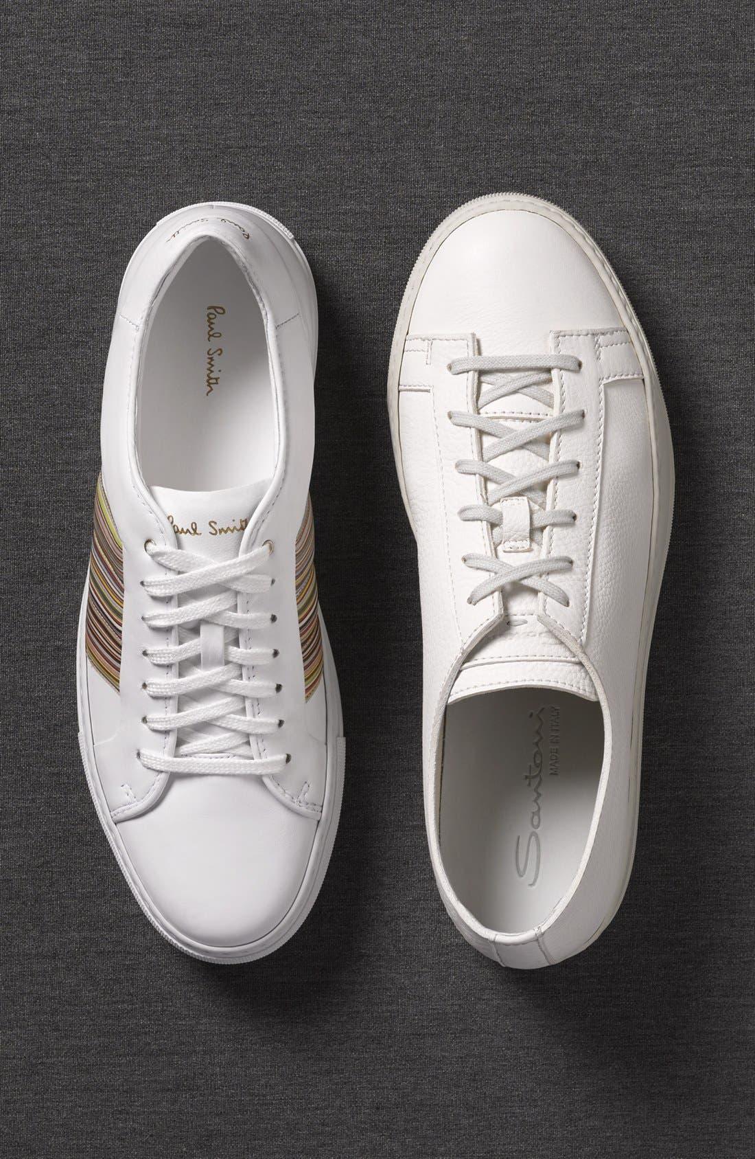 Ivo Sneaker,                             Alternate thumbnail 7, color,                             100
