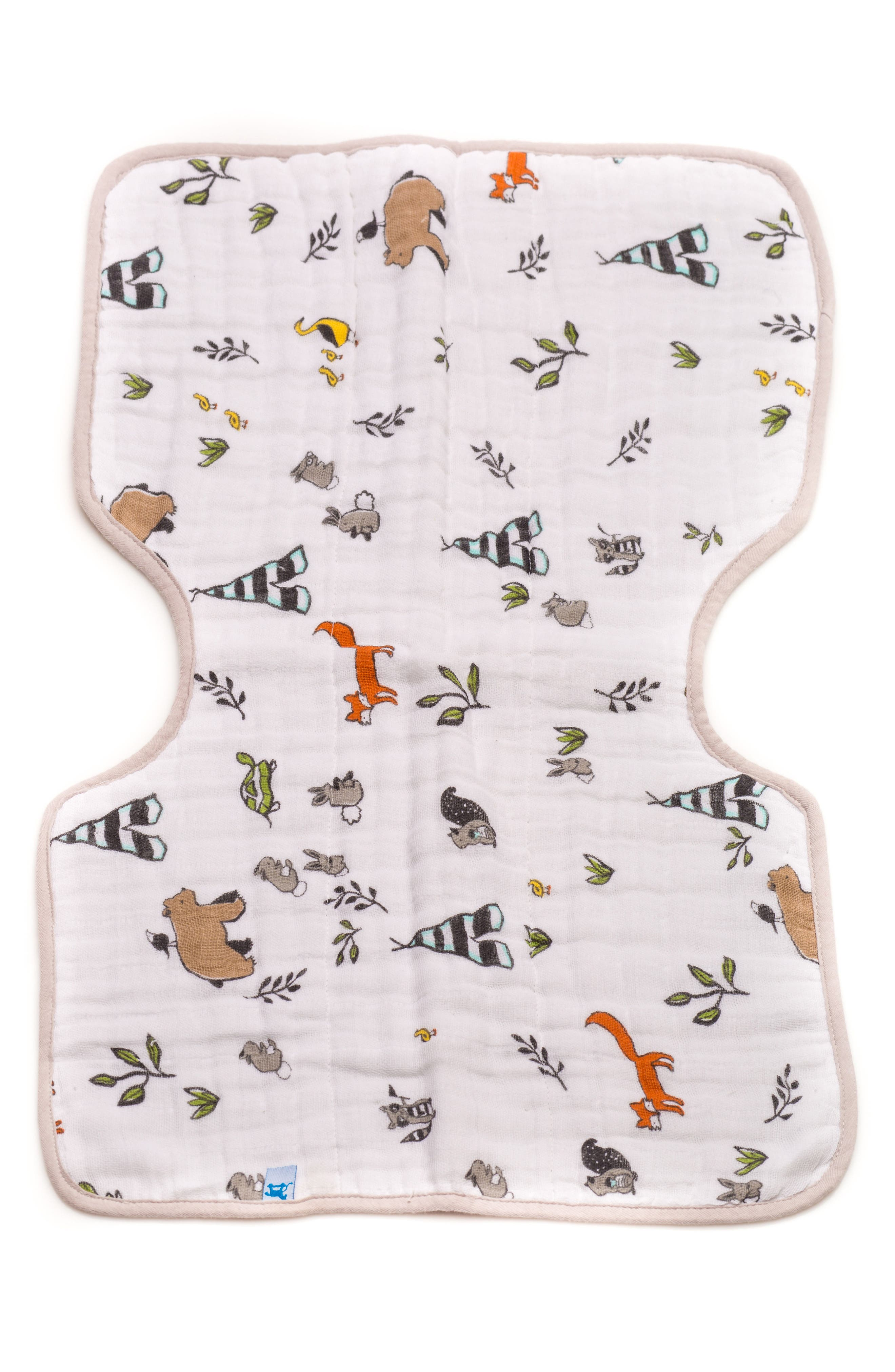 Cotton Muslin Burp Cloth,                         Main,                         color, 400