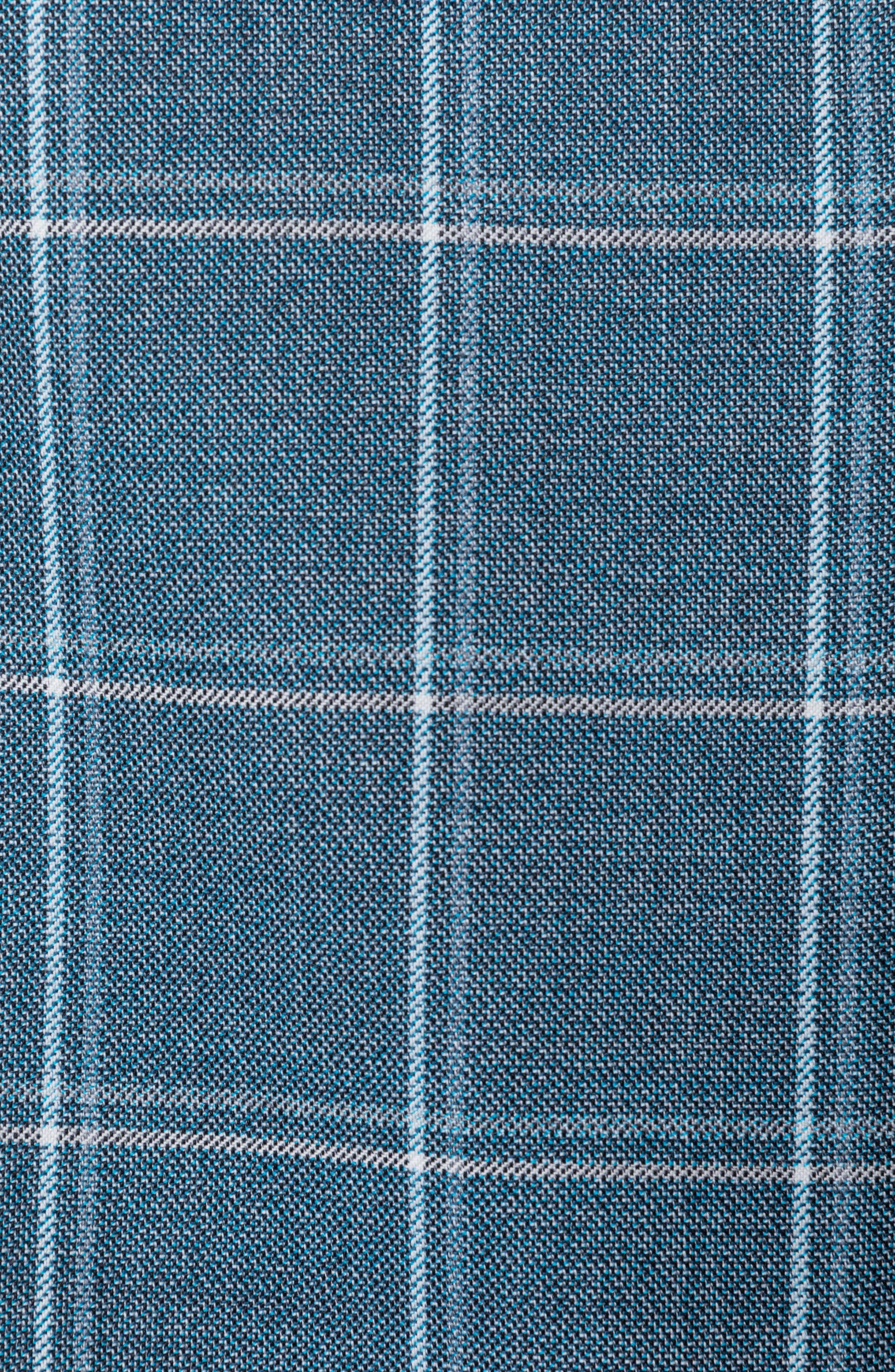 Middleton Regular Fit Wool Sport Coat,                             Alternate thumbnail 4, color,