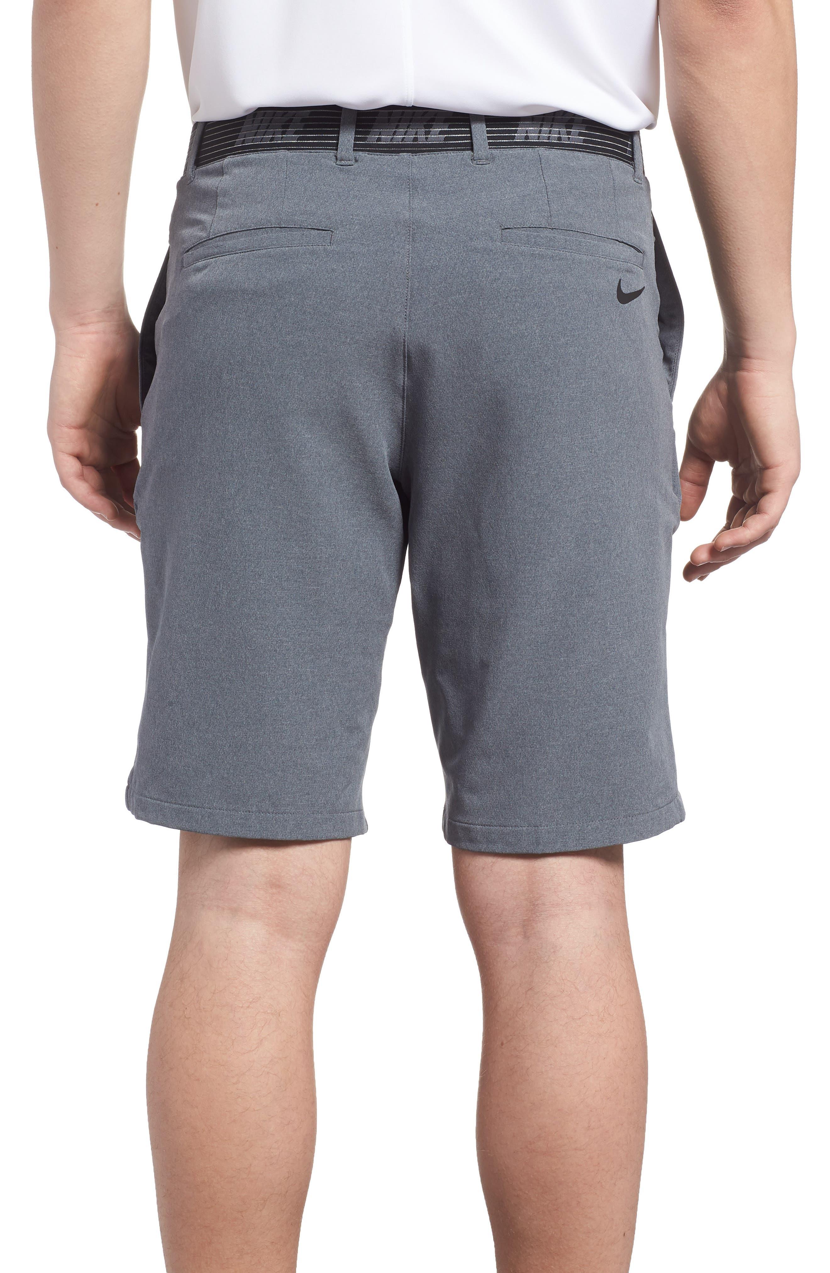 Dry Flex Slim Fit Golf Shorts,                             Alternate thumbnail 2, color,                             001