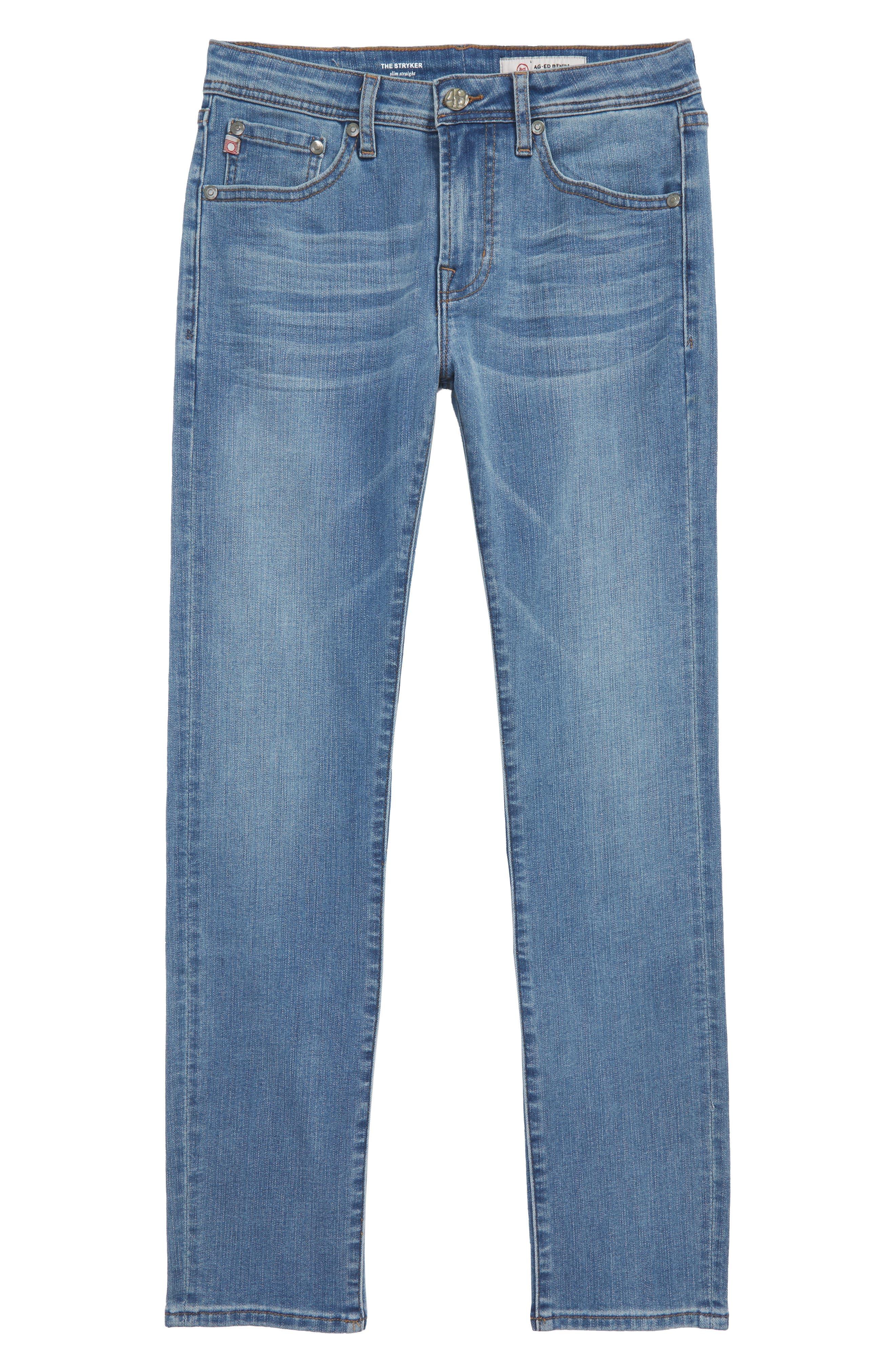 The Stryker Slim Straight Leg Jeans,                             Main thumbnail 3, color,