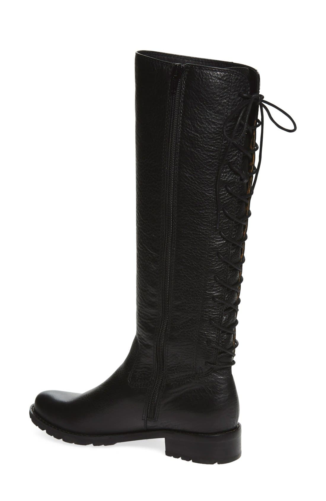 'Sharnell' Riding Boot,                             Alternate thumbnail 15, color,