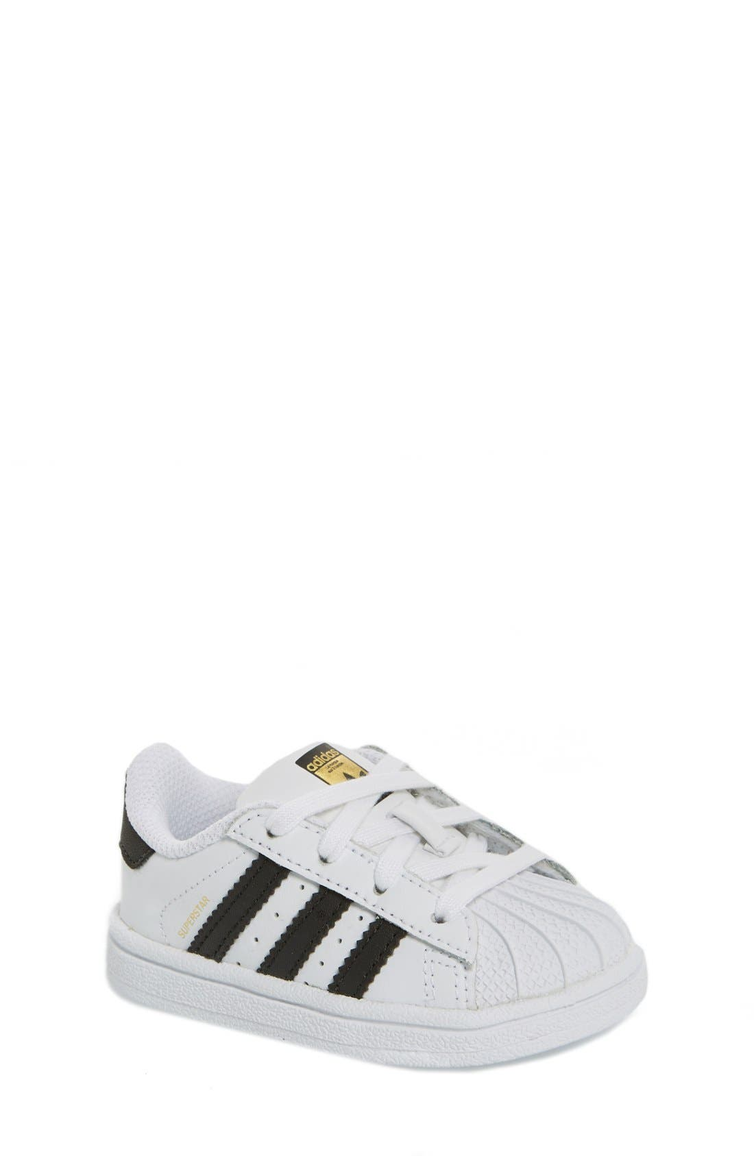 'Superstar' Sneaker,                         Main,                         color, 101