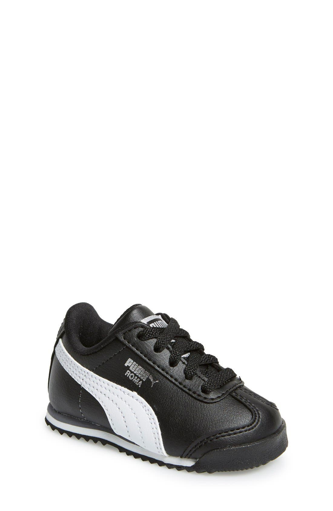 'Roma' Sneaker,                             Main thumbnail 1, color,                             001
