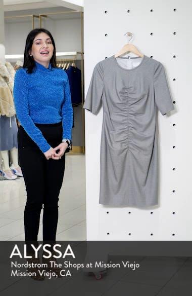 Dirafia Blurred Optic Dress, sales video thumbnail