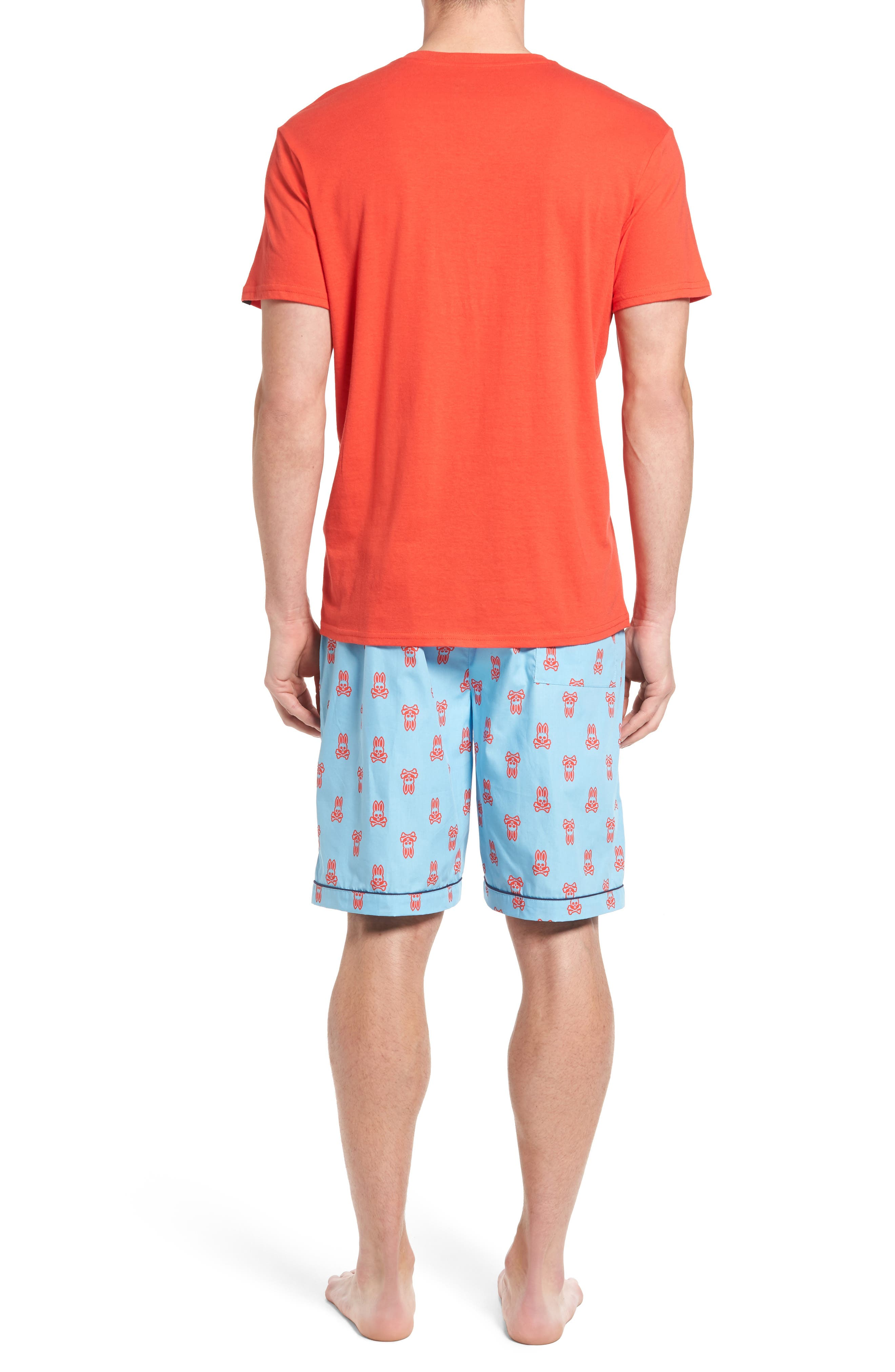 Pajama Set,                             Alternate thumbnail 7, color,
