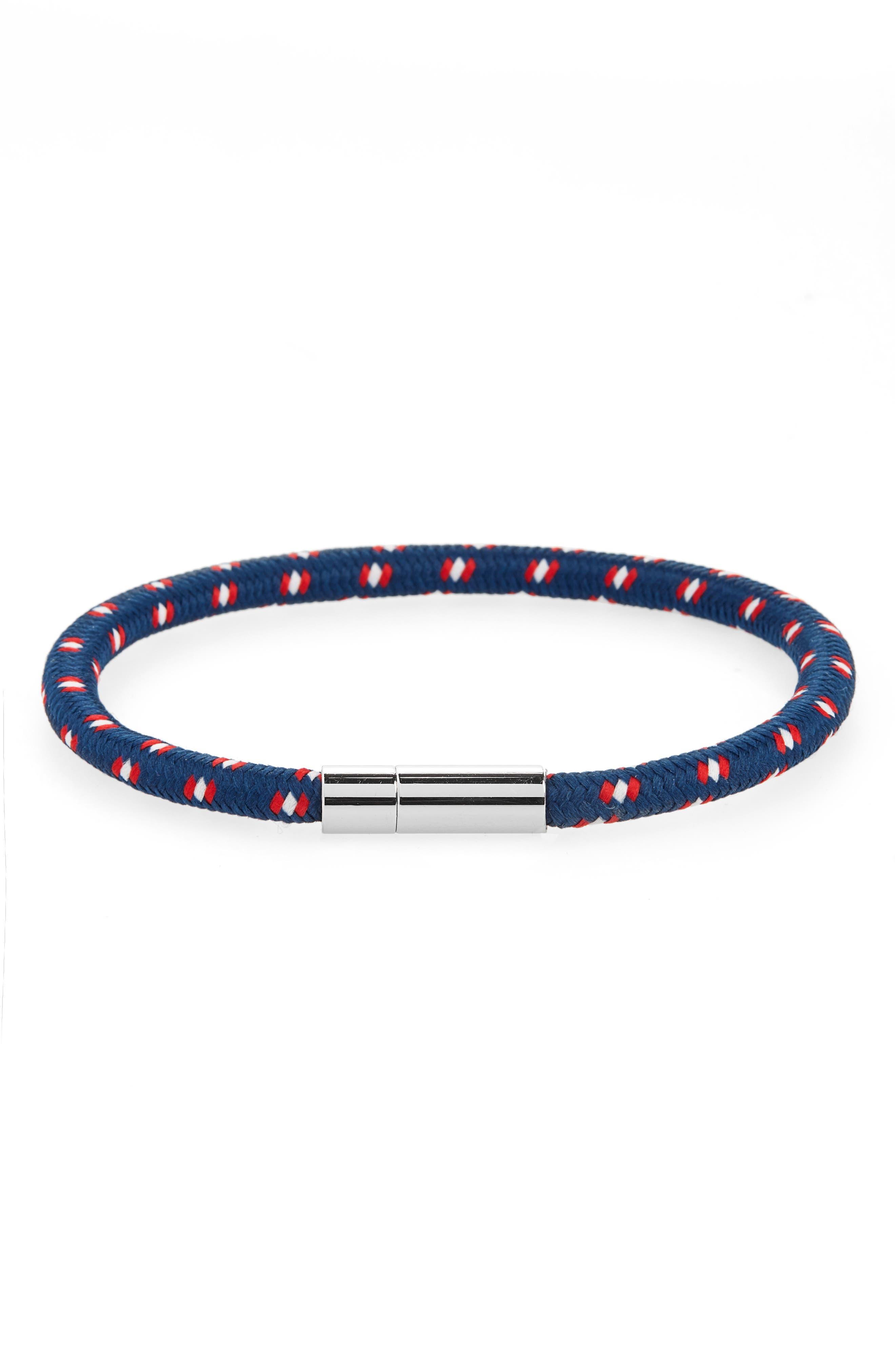 Cord Bracelet,                         Main,                         color, 410