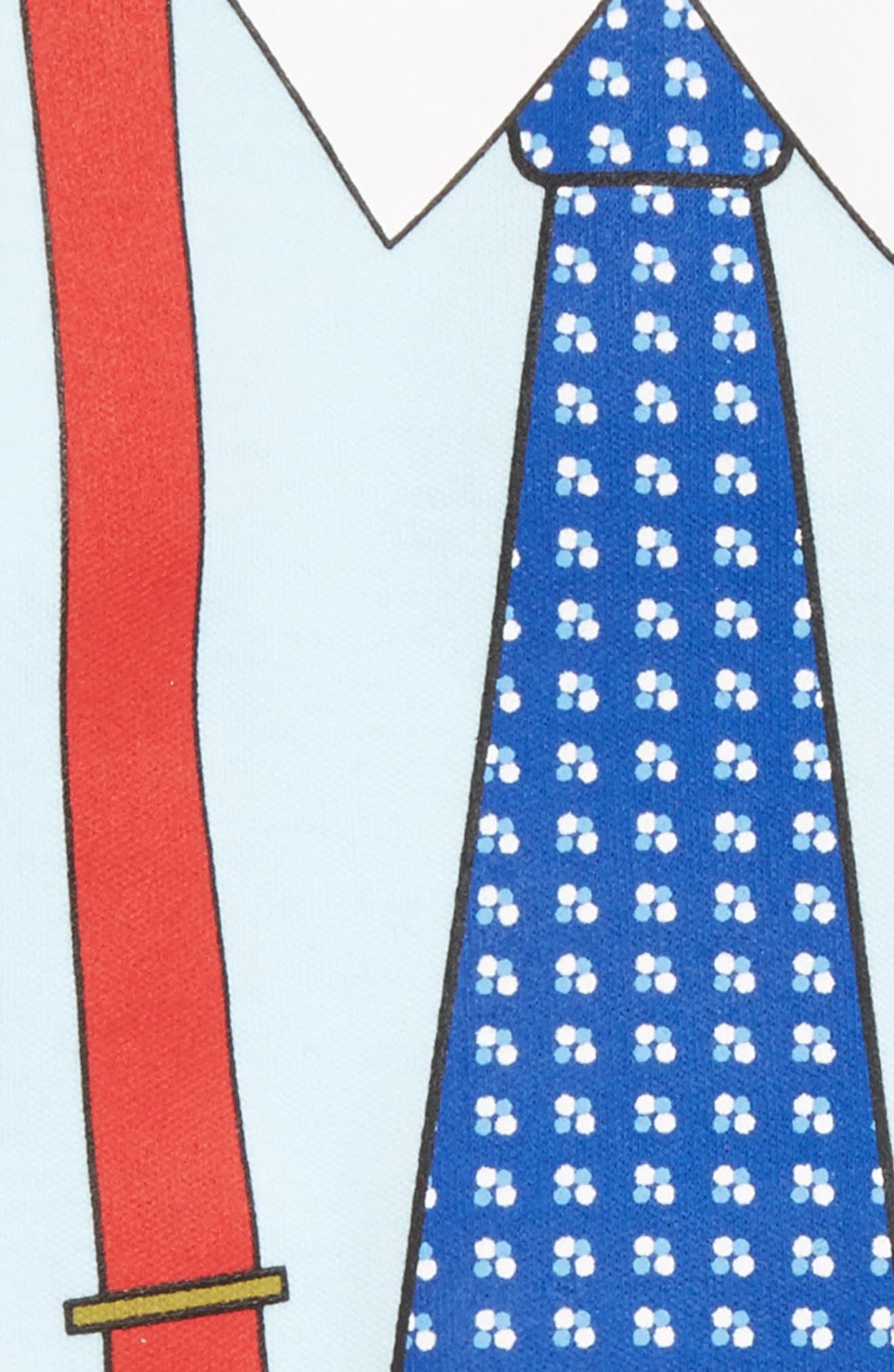 Graphic Print Bodysuit,                             Alternate thumbnail 2, color,                             400