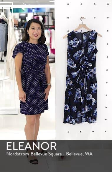 Sleeveless Ruched Dress, sales video thumbnail