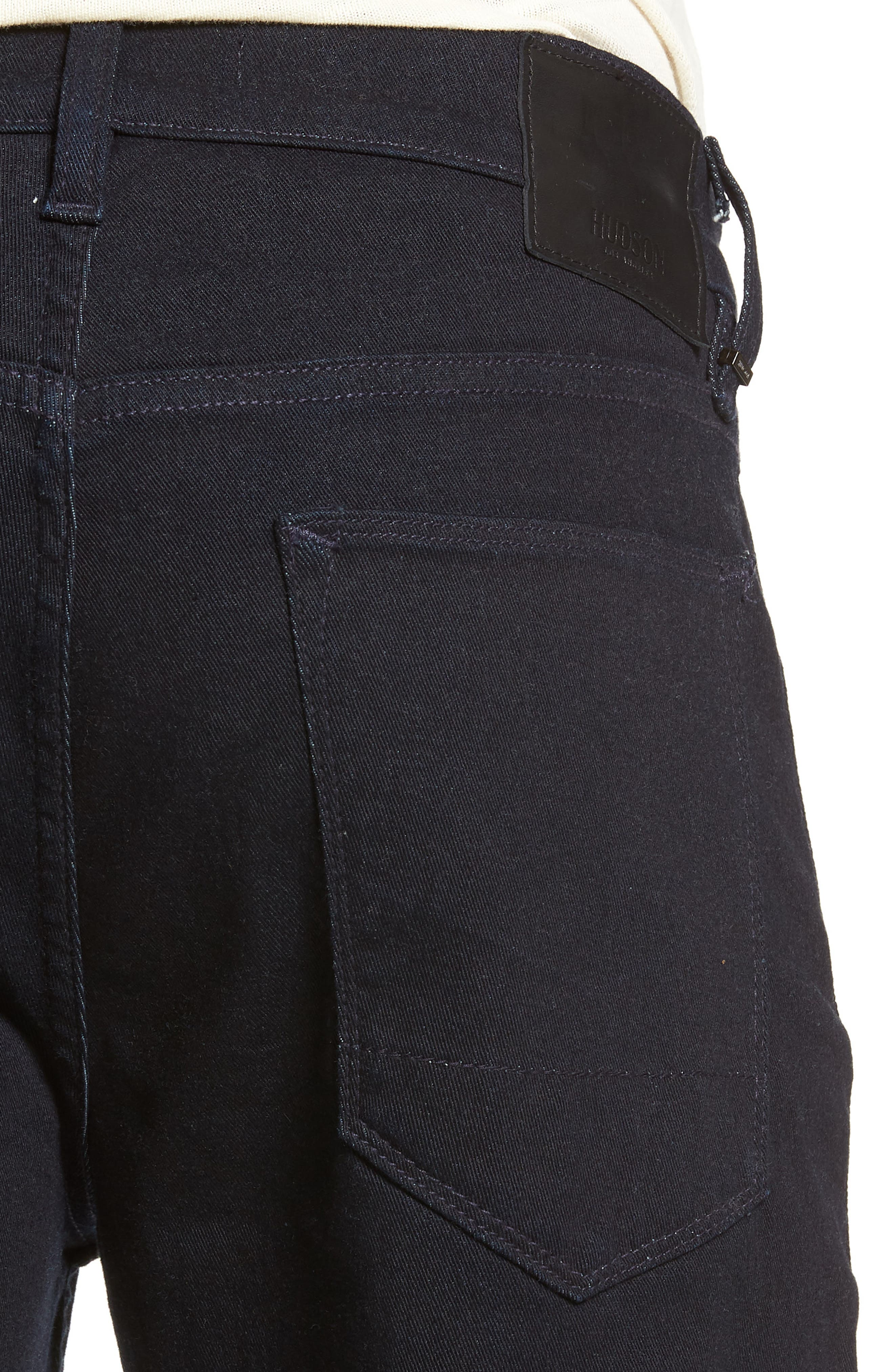Blake Slim Fit Straight Leg Jeans,                             Alternate thumbnail 4, color,                             WILLIAMS