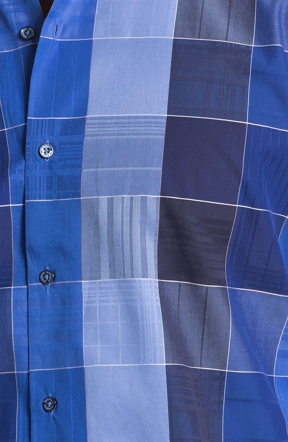 Classic Fit Sport Shirt,                             Alternate thumbnail 3, color,                             410