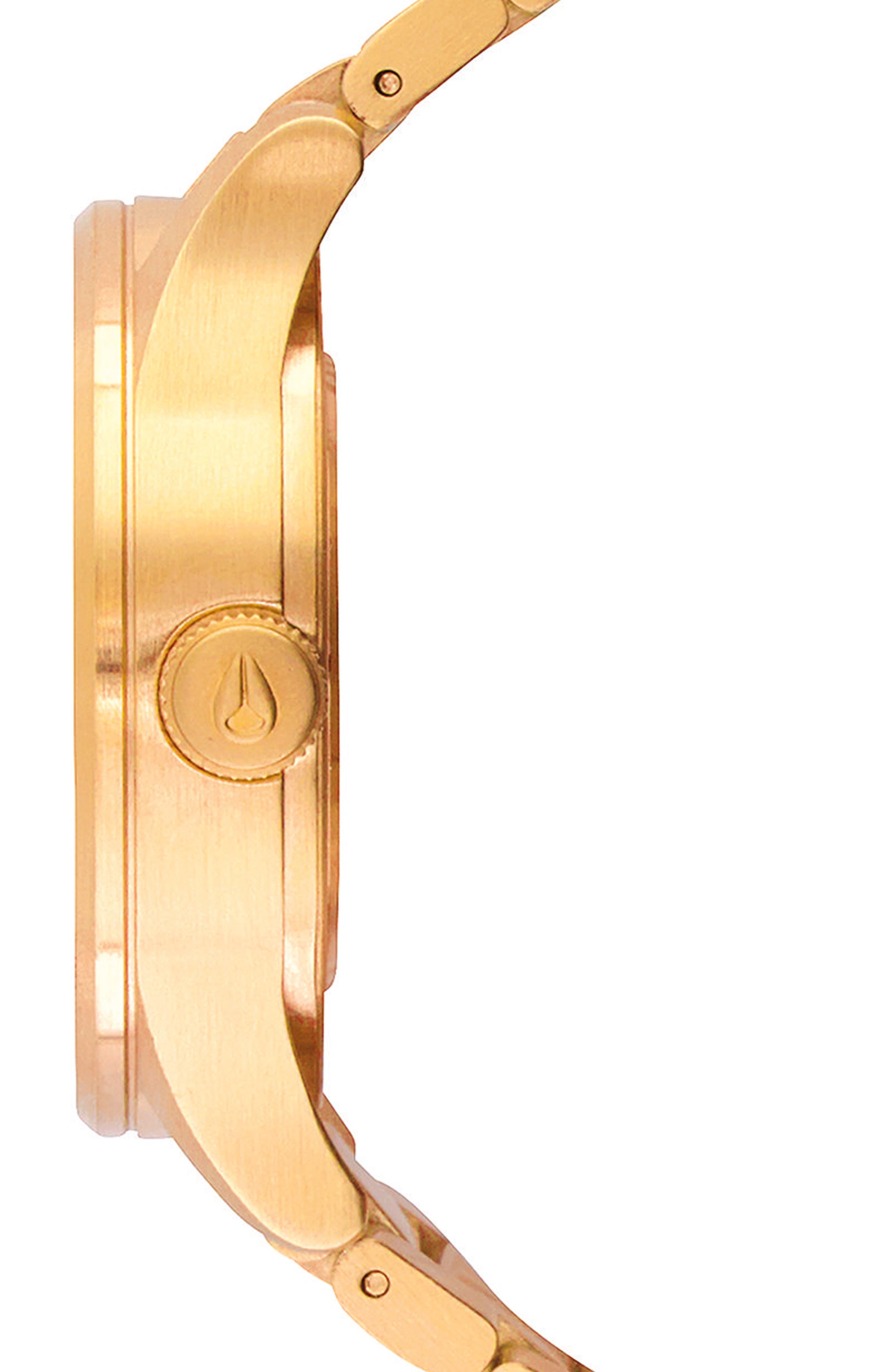 Sentry Bracelet Watch, 38mm,                             Alternate thumbnail 3, color,                             713