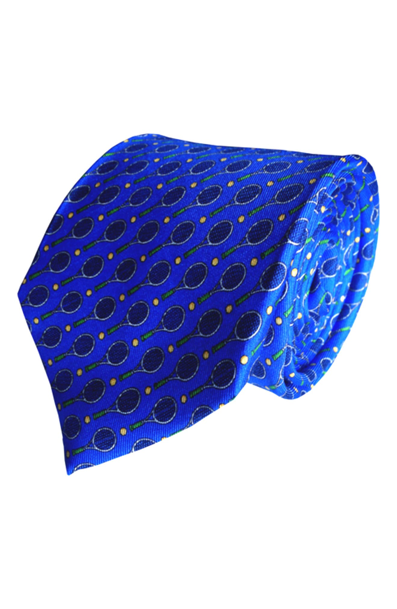 At Your Service Silk Tie,                             Main thumbnail 1, color,                             420