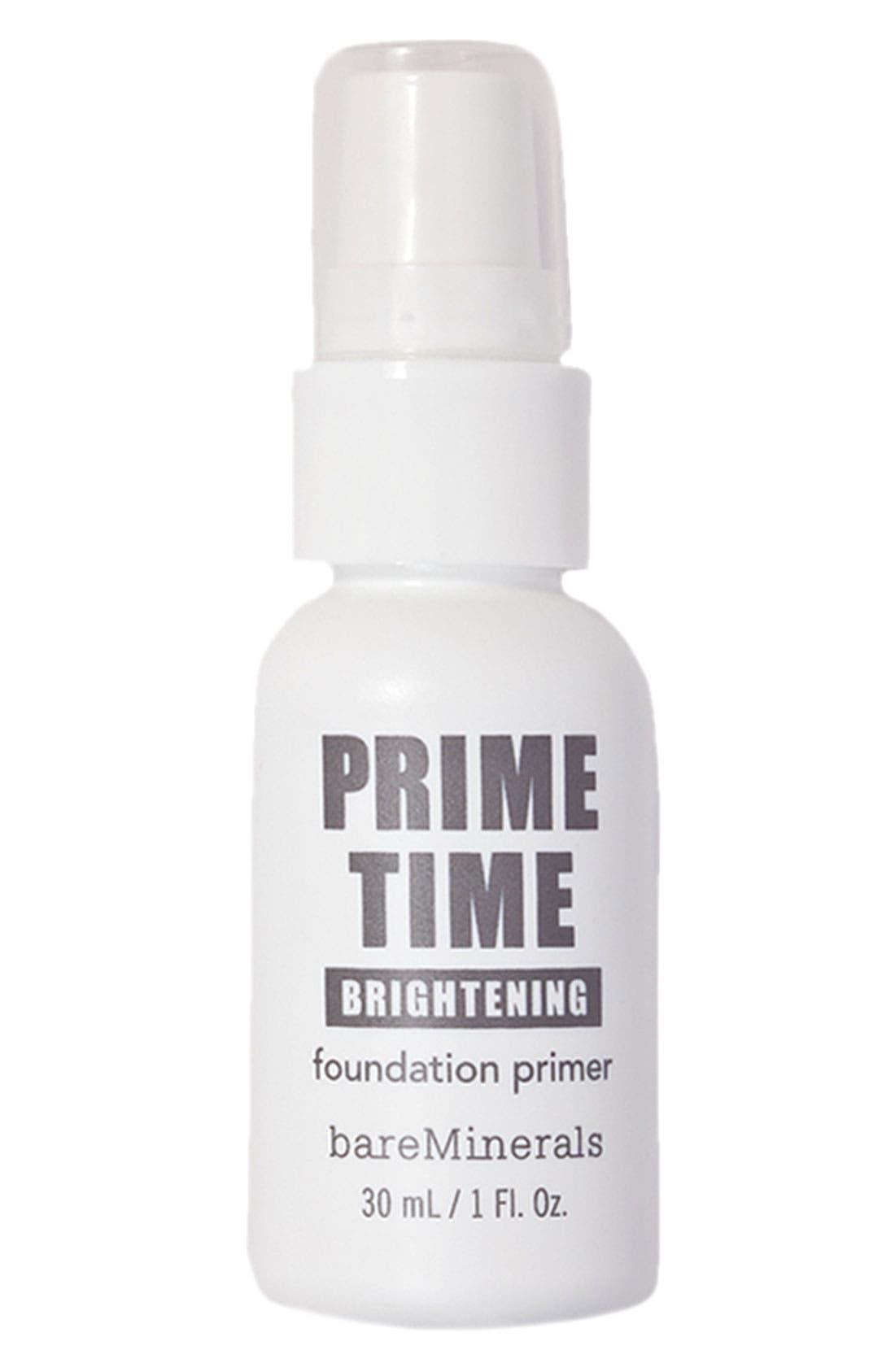 'Prime Time' Brightening Foundation Primer,                             Main thumbnail 1, color,                             000