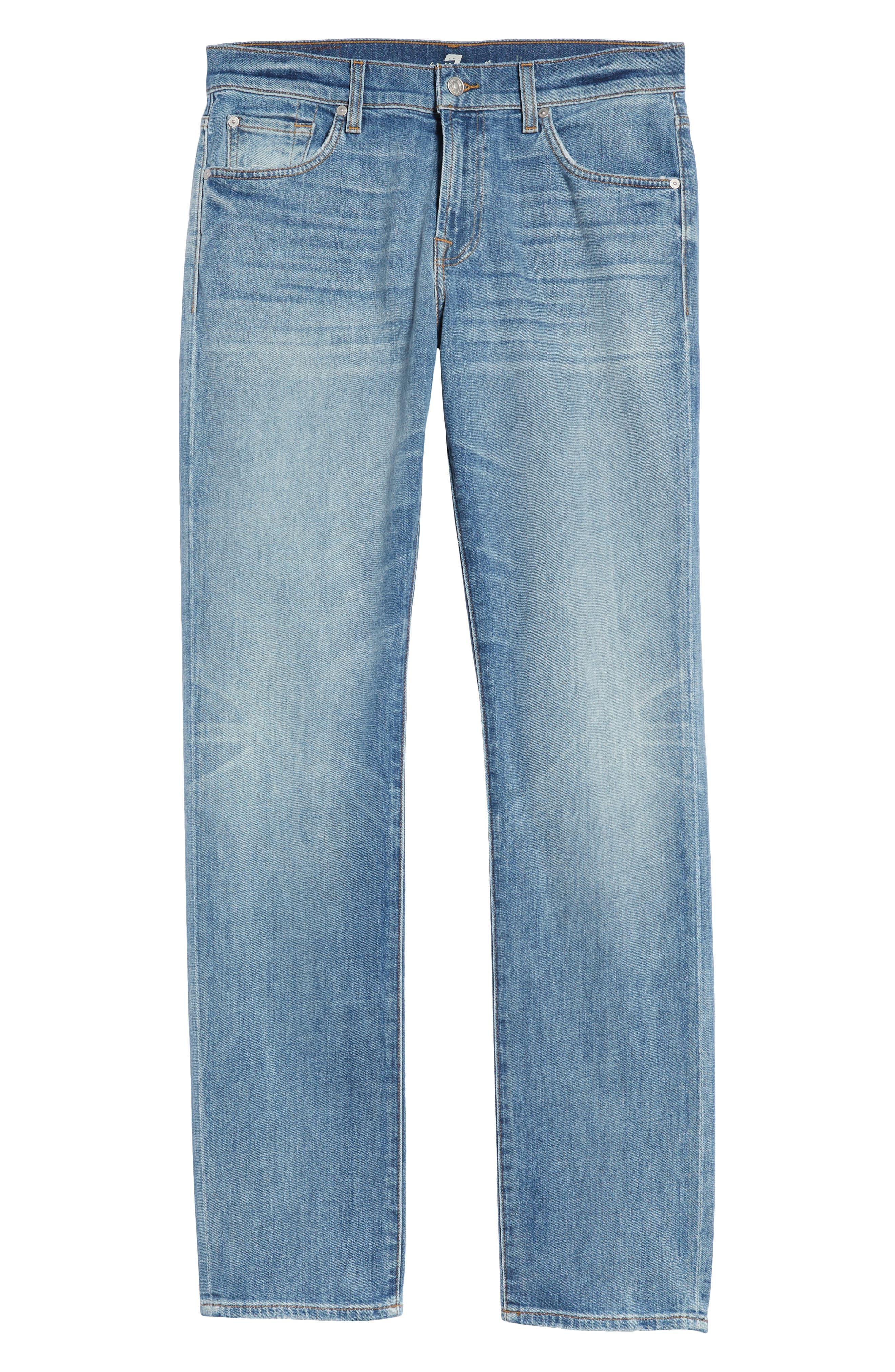 Slimmy Slim Fit Jeans,                             Alternate thumbnail 6, color,                             400