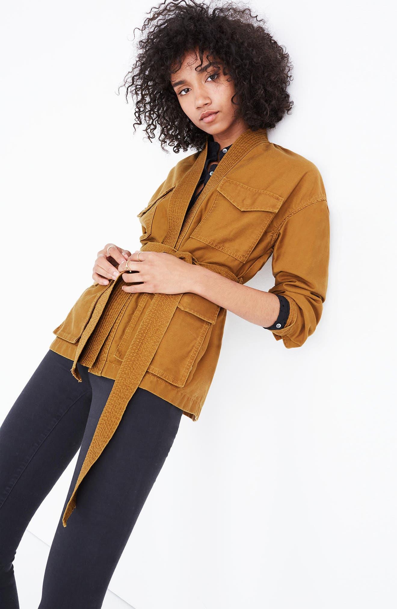 Kimono Jacket,                             Alternate thumbnail 7, color,                             200