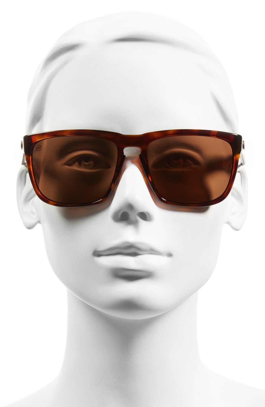 'Knoxville XL' 61mm Sunglasses,                             Alternate thumbnail 9, color,