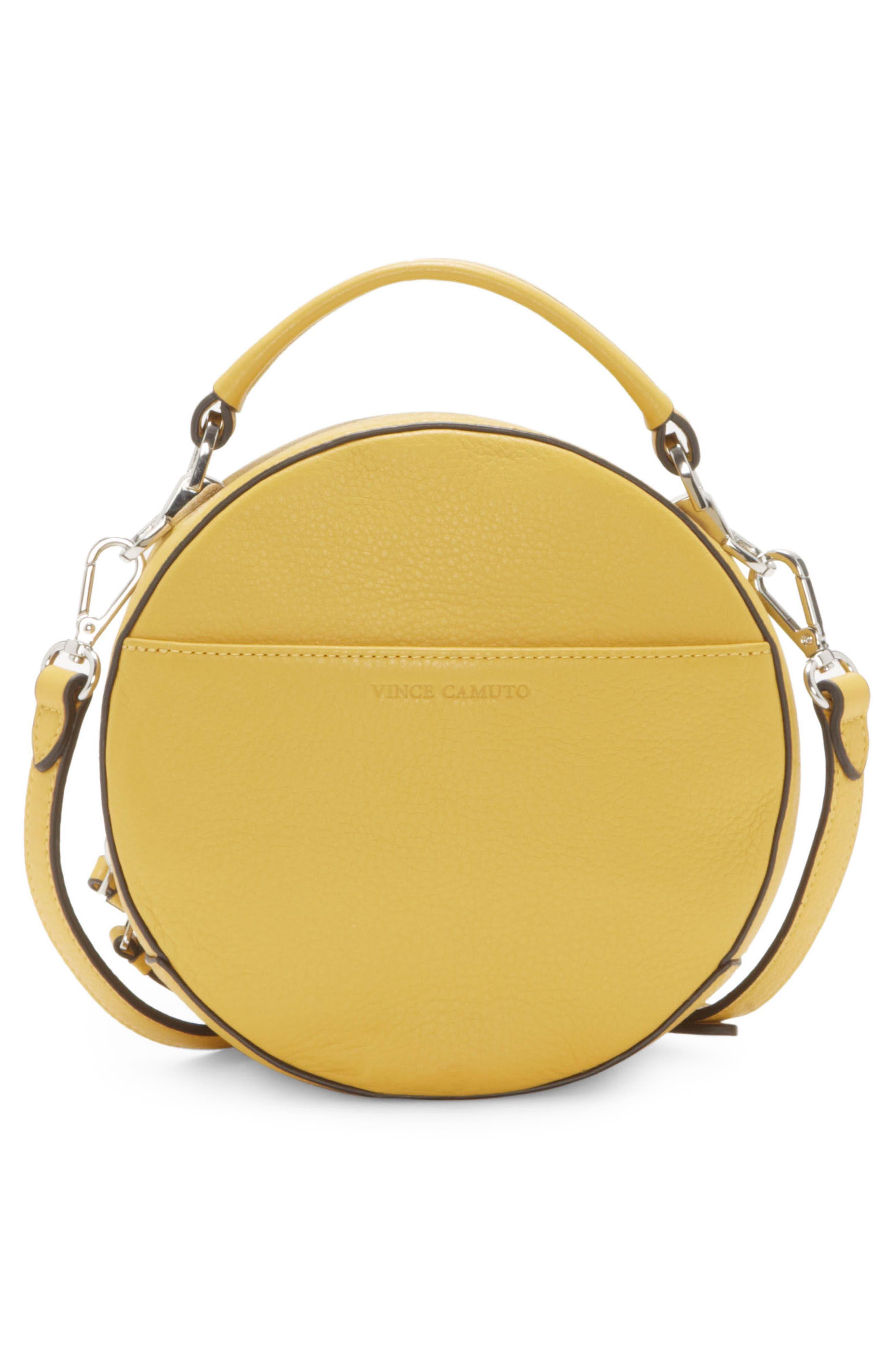 Bray Leather Crossbody Bag,                             Alternate thumbnail 7, color,