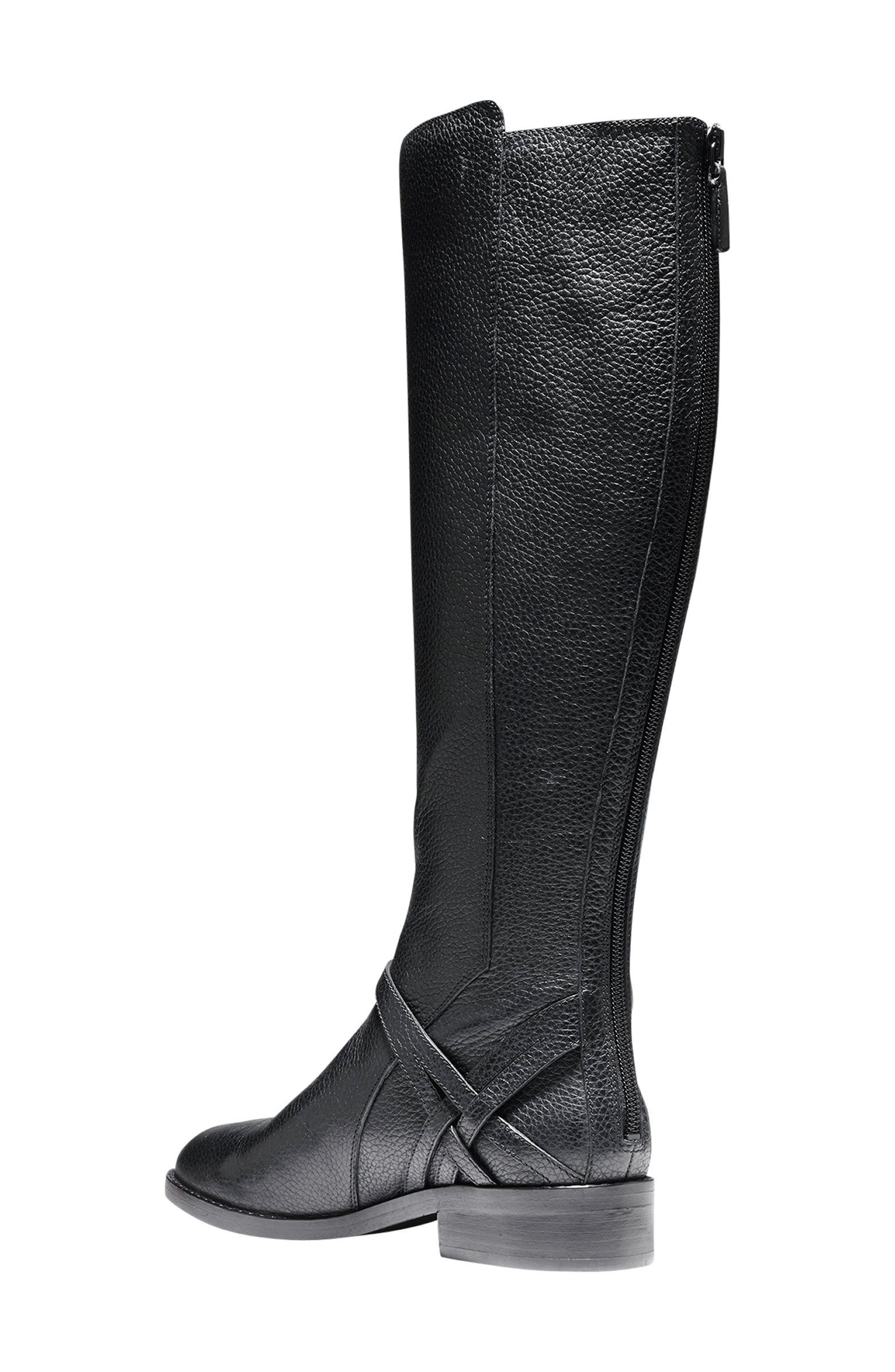 Pearlie Tall Boot,                             Alternate thumbnail 2, color,                             001