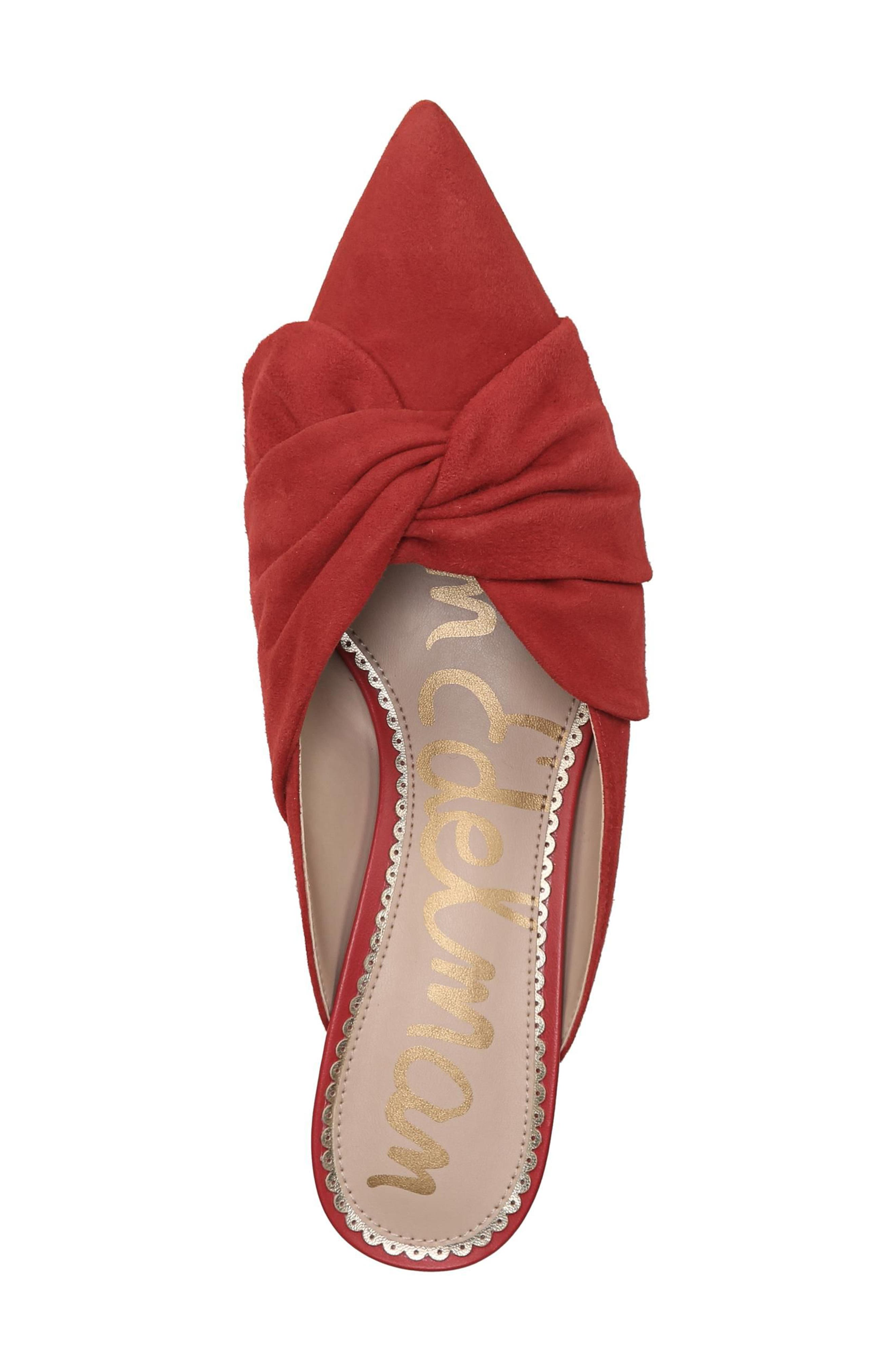 Laney Pointy Toe Mule,                             Alternate thumbnail 27, color,