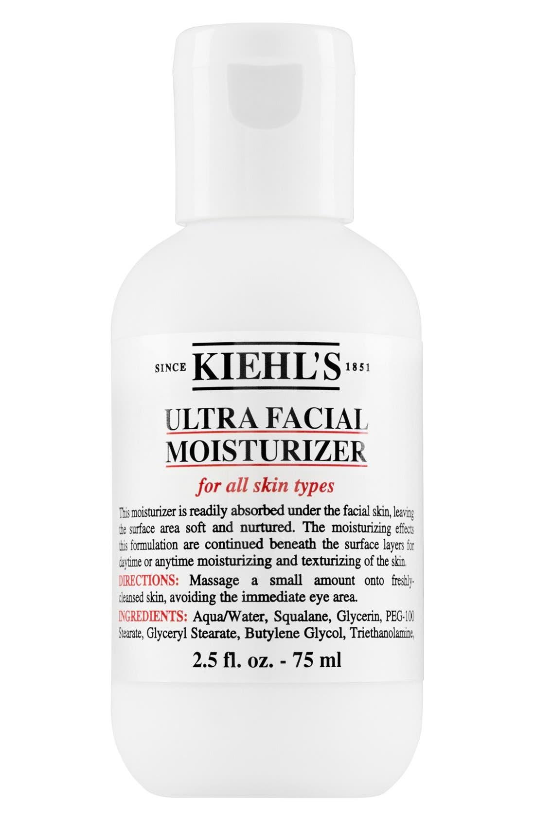 Ultra Facial Moisturizer,                             Alternate thumbnail 4, color,                             NO COLOR
