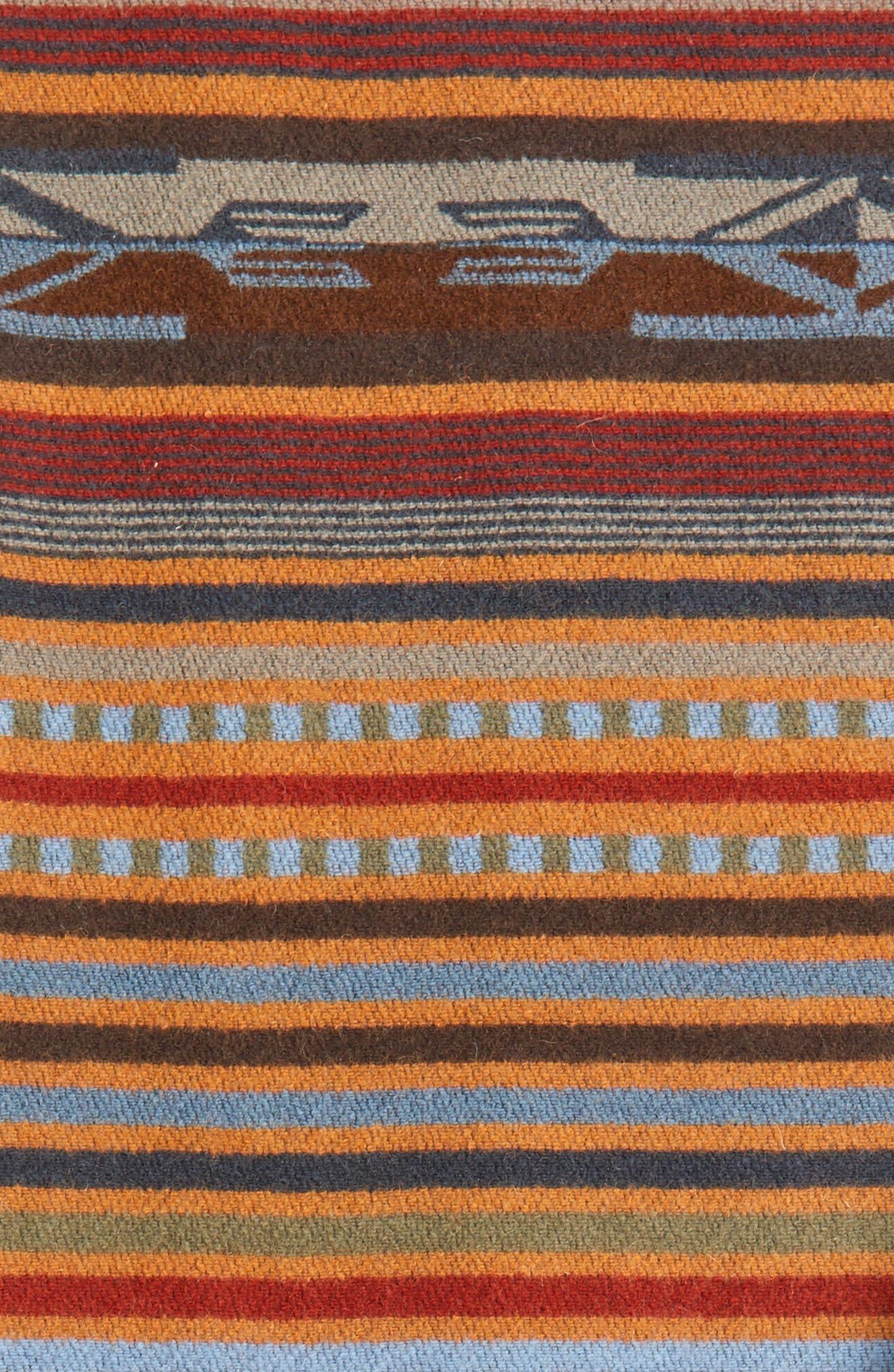 'Chimayo' Fringe Wool Throw,                             Alternate thumbnail 2, color,                             200