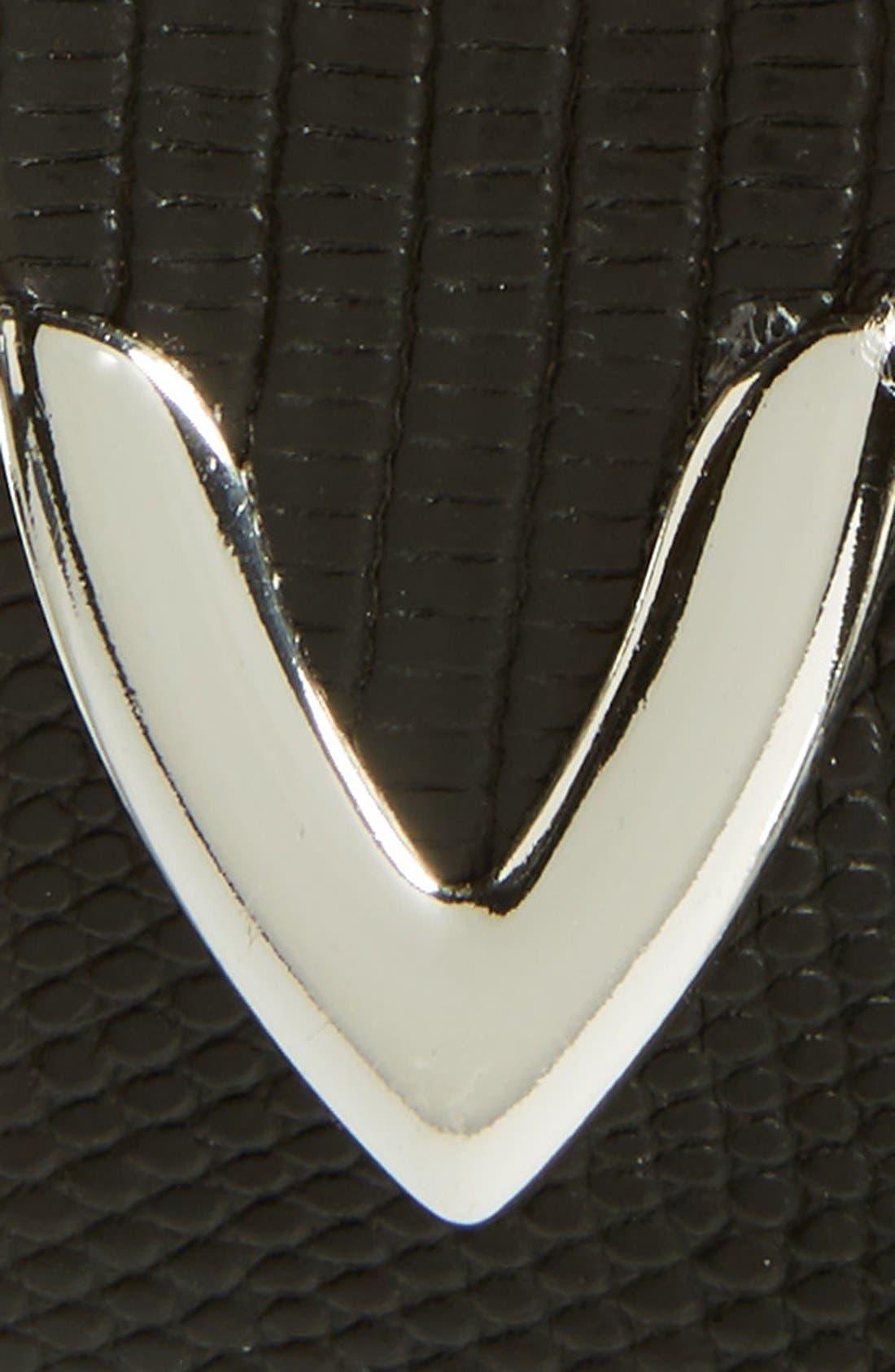 'Andre' Leather Belt,                             Alternate thumbnail 2, color,                             001