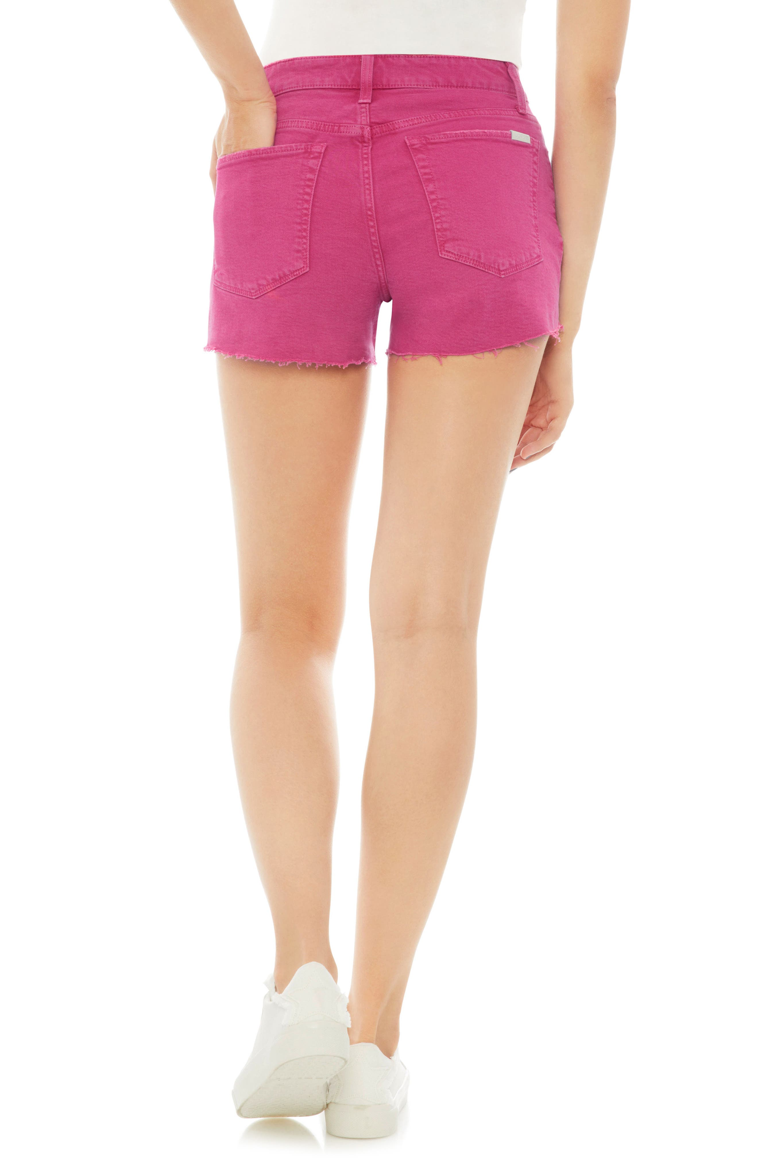 Smith High Waist Shorts,                             Alternate thumbnail 2, color,                             670
