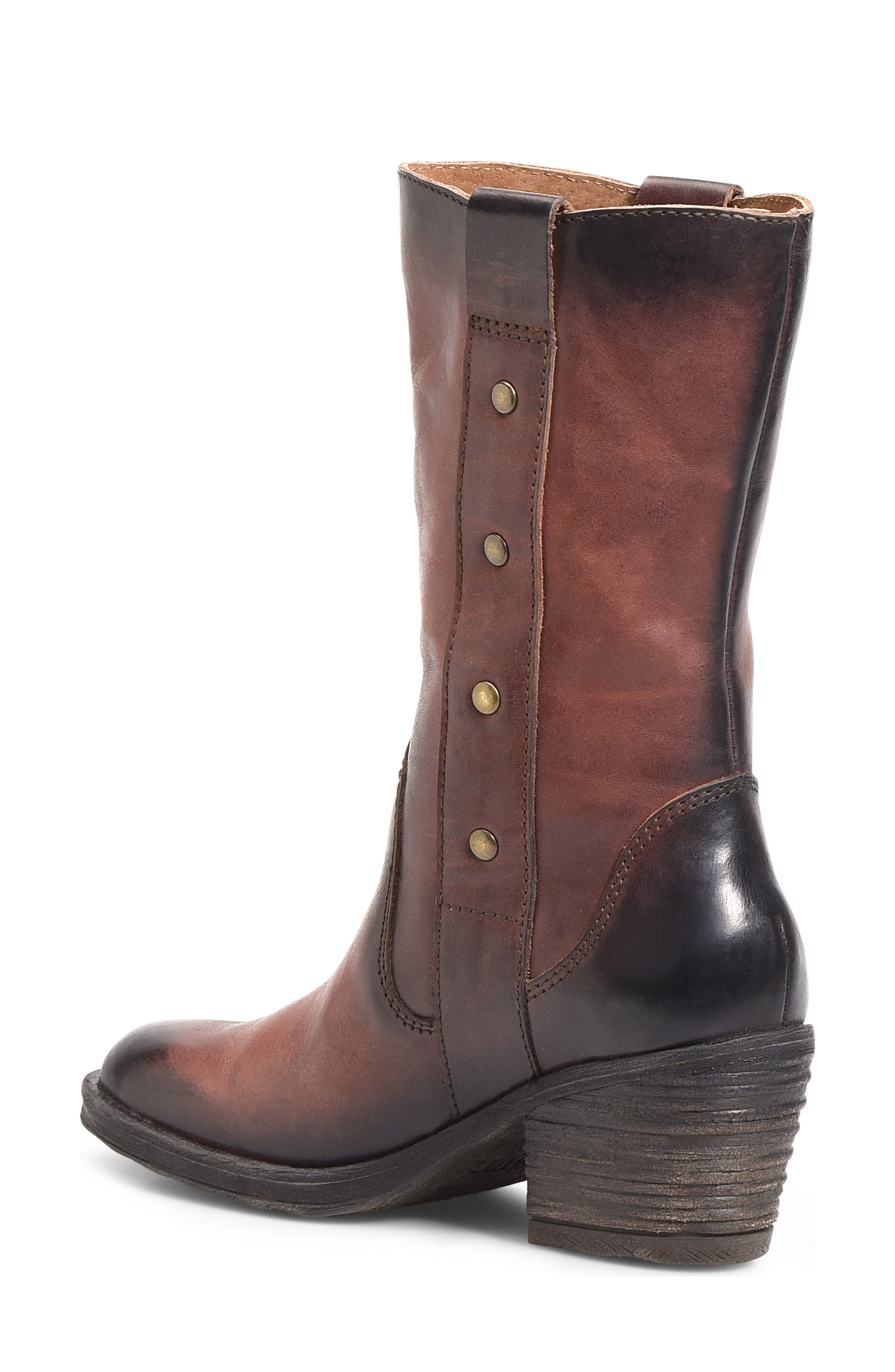 Copper Studded Boot,                             Alternate thumbnail 2, color,                             200