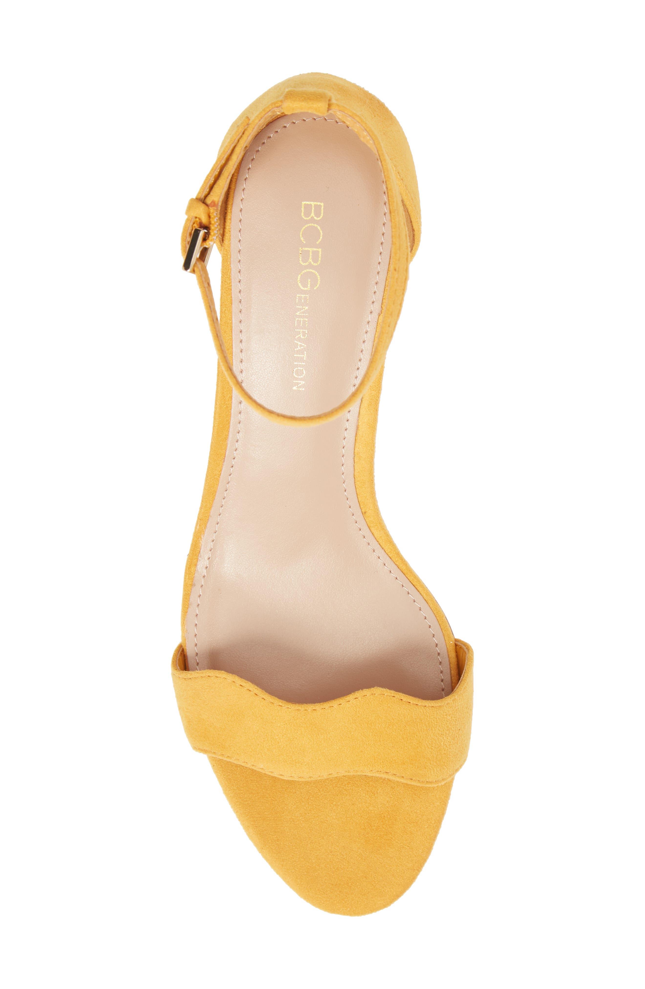 Farlyn Ankle Strap Sandal,                             Alternate thumbnail 5, color,