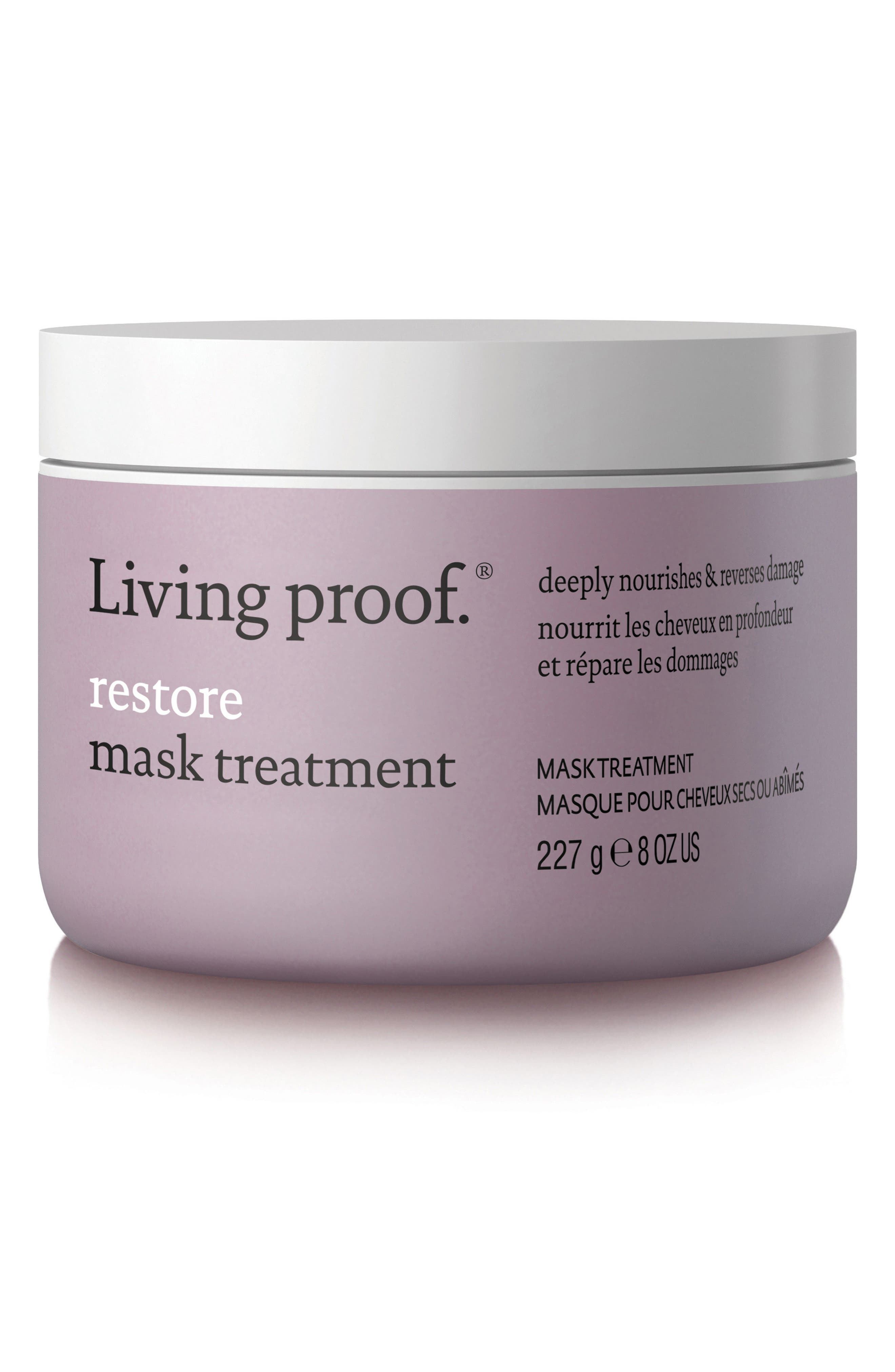 LIVING PROOF<SUP>®</SUP>,                             Restore Mask Treatment,                             Main thumbnail 1, color,                             NO COLOR