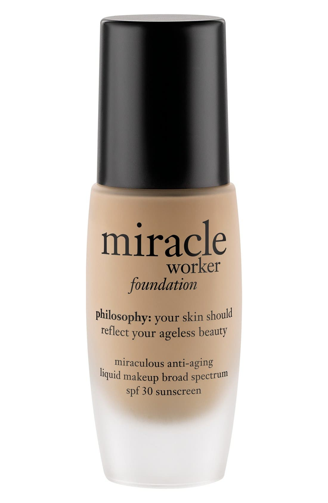 'miracle worker' miraculous anti-aging foundation SPF 30,                             Alternate thumbnail 2, color,                             SHADE 4