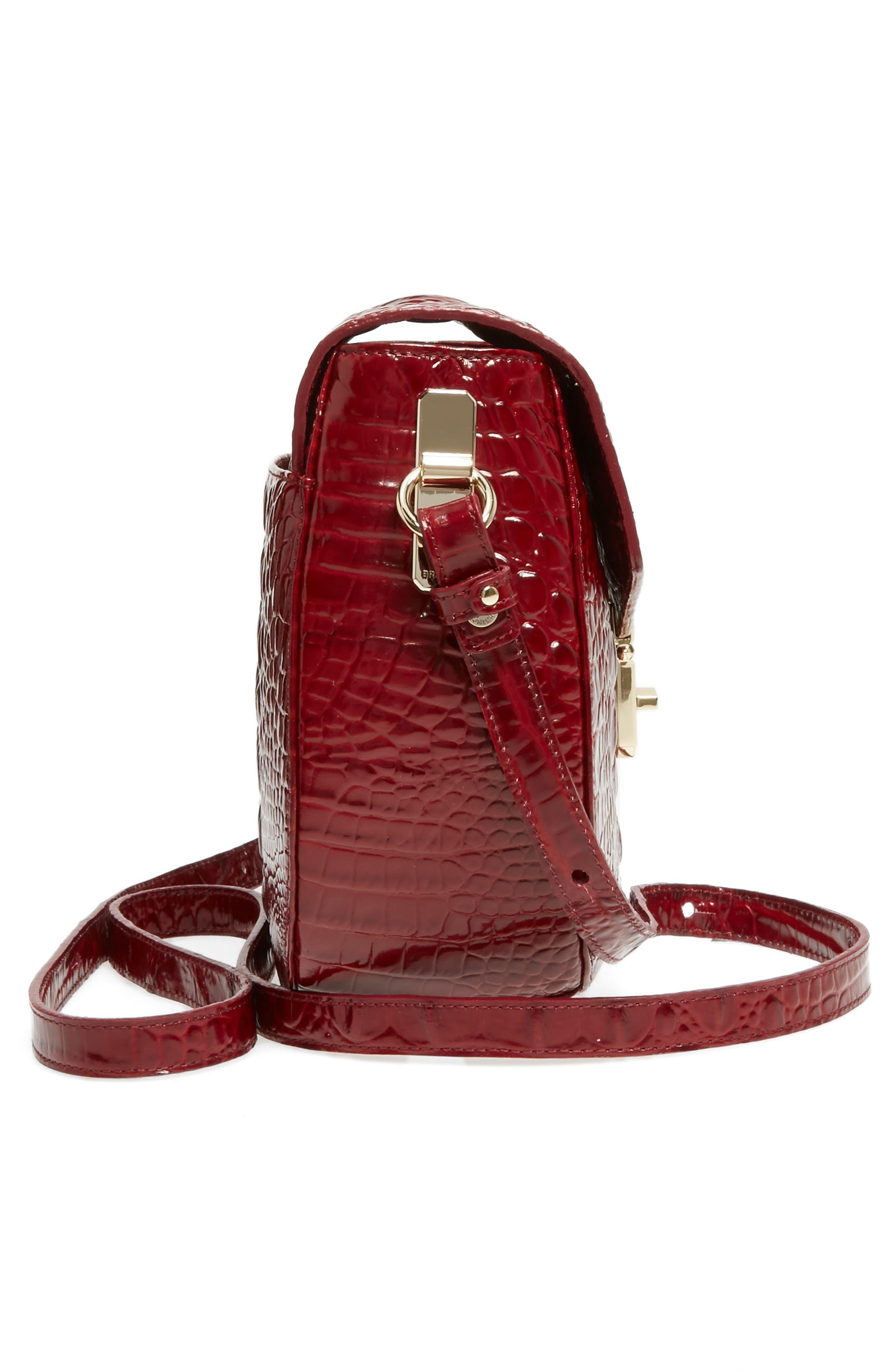 Melbourne - Lizzie Leather Crossbody Bag,                             Alternate thumbnail 25, color,