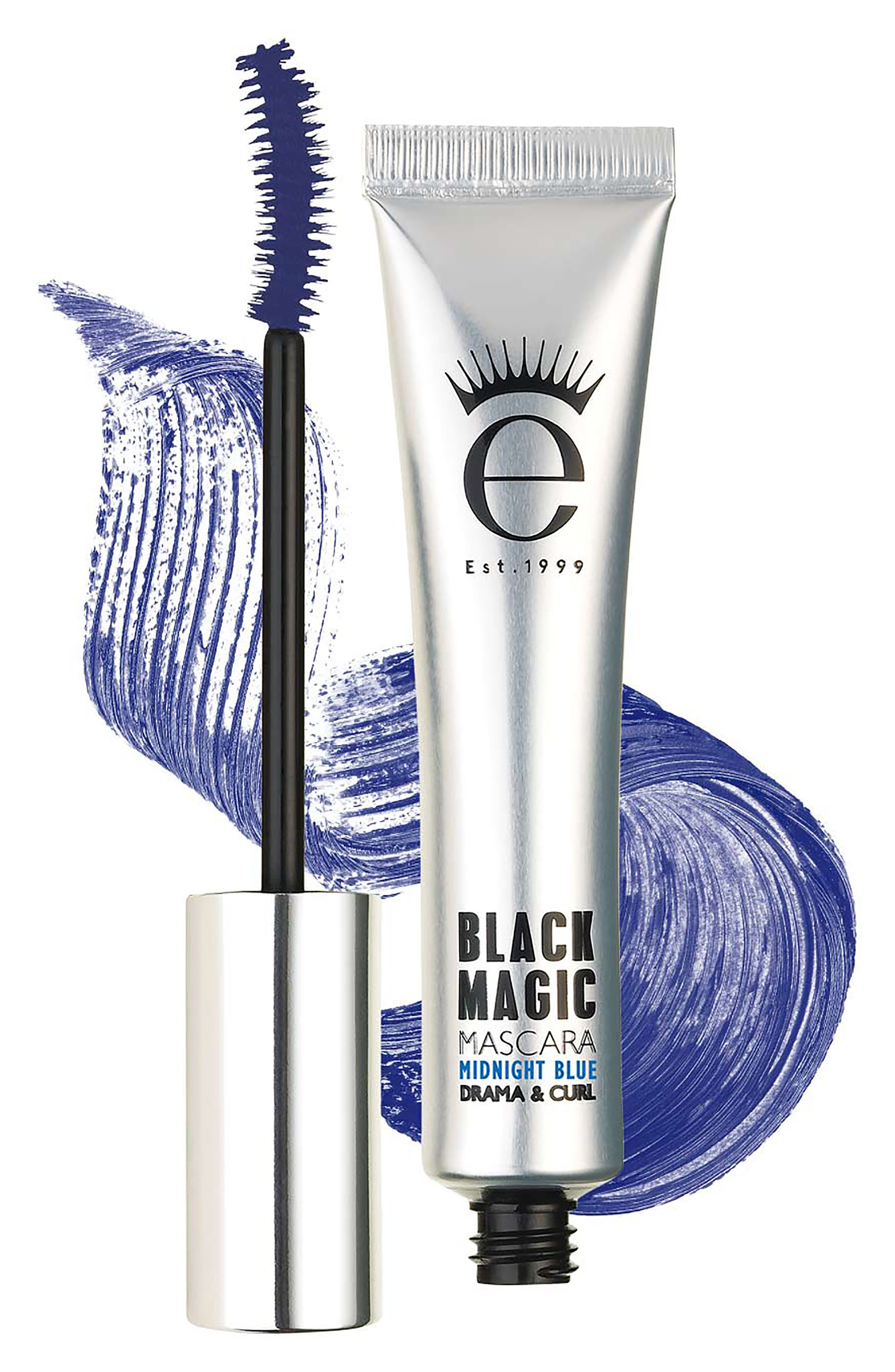 Midnight Blue Black Magic Mascara,                             Alternate thumbnail 3, color,