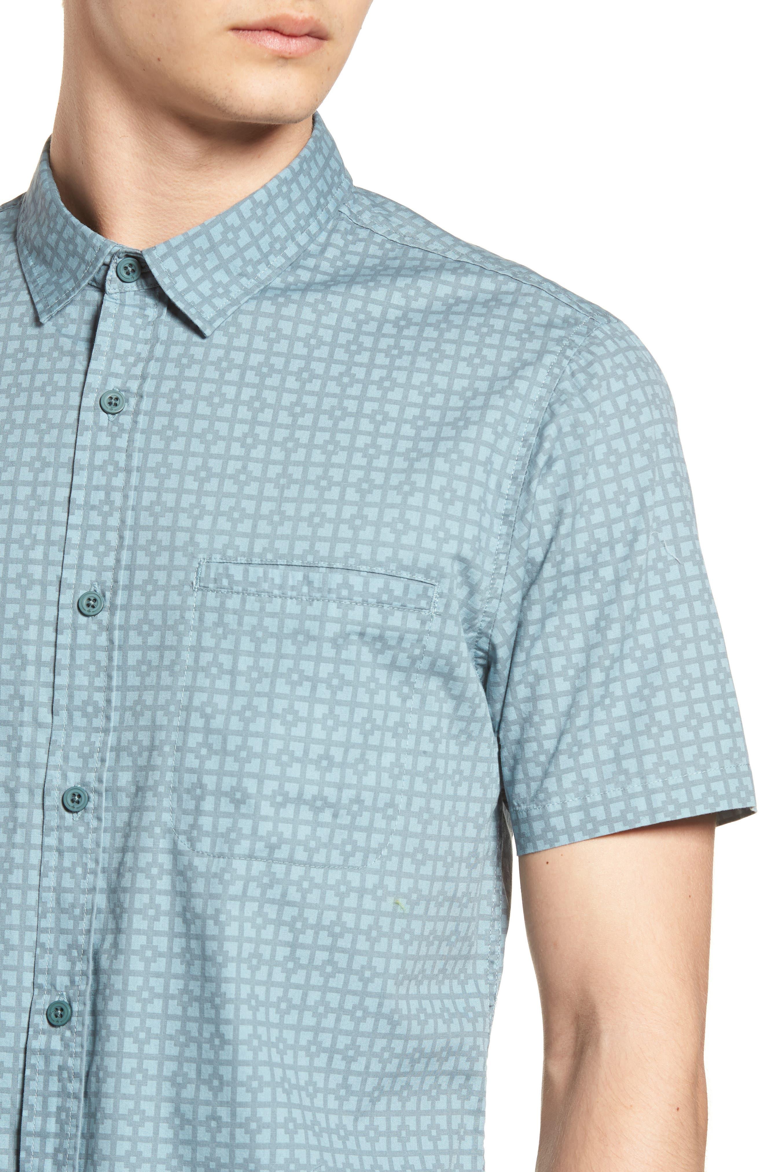 Porter Woven Shirt,                             Alternate thumbnail 23, color,