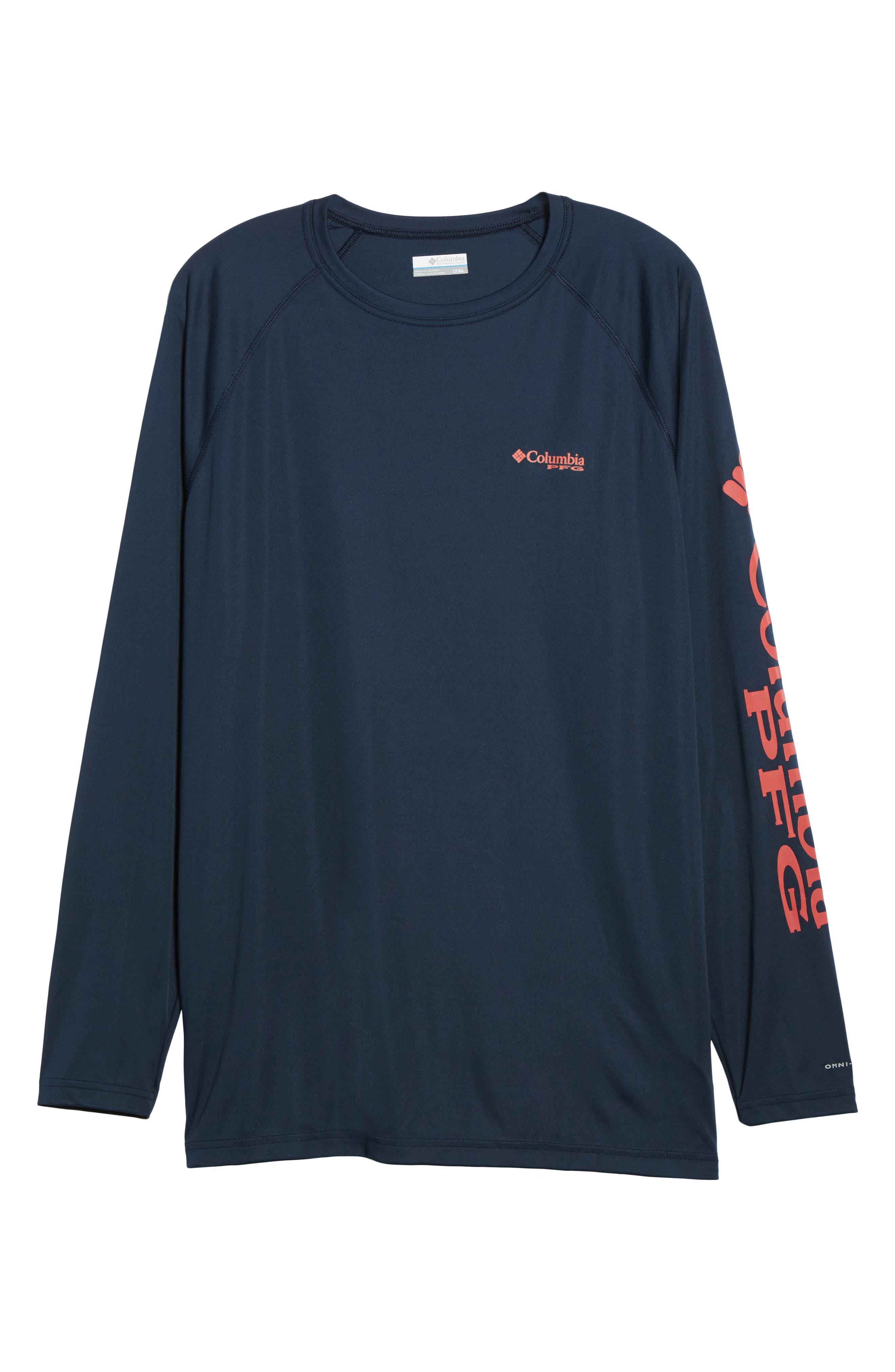 PFG Terminal Tackle Performance T-Shirt,                             Alternate thumbnail 39, color,