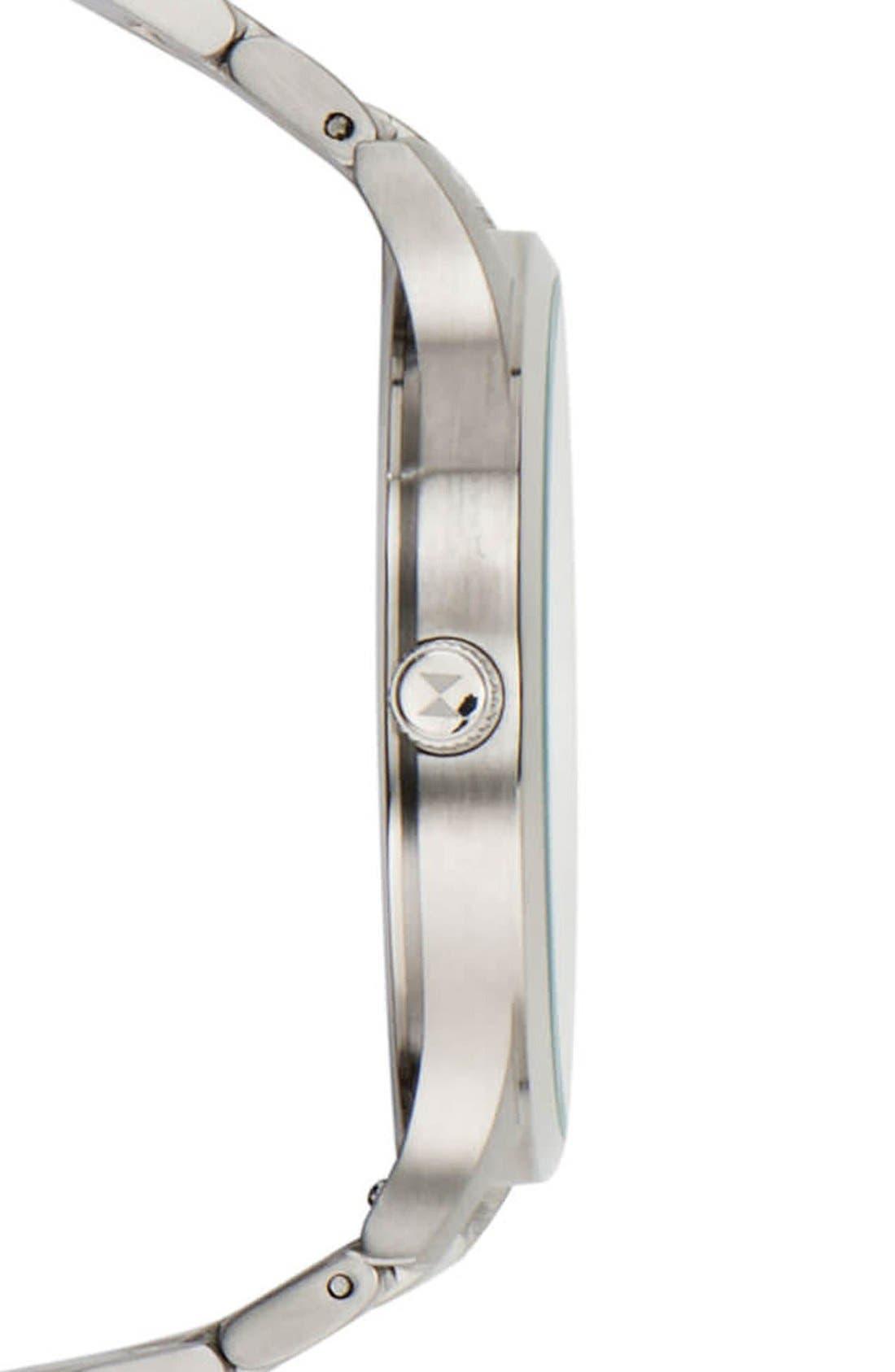Bracelet Watch, 40mm,                             Alternate thumbnail 3, color,                             040