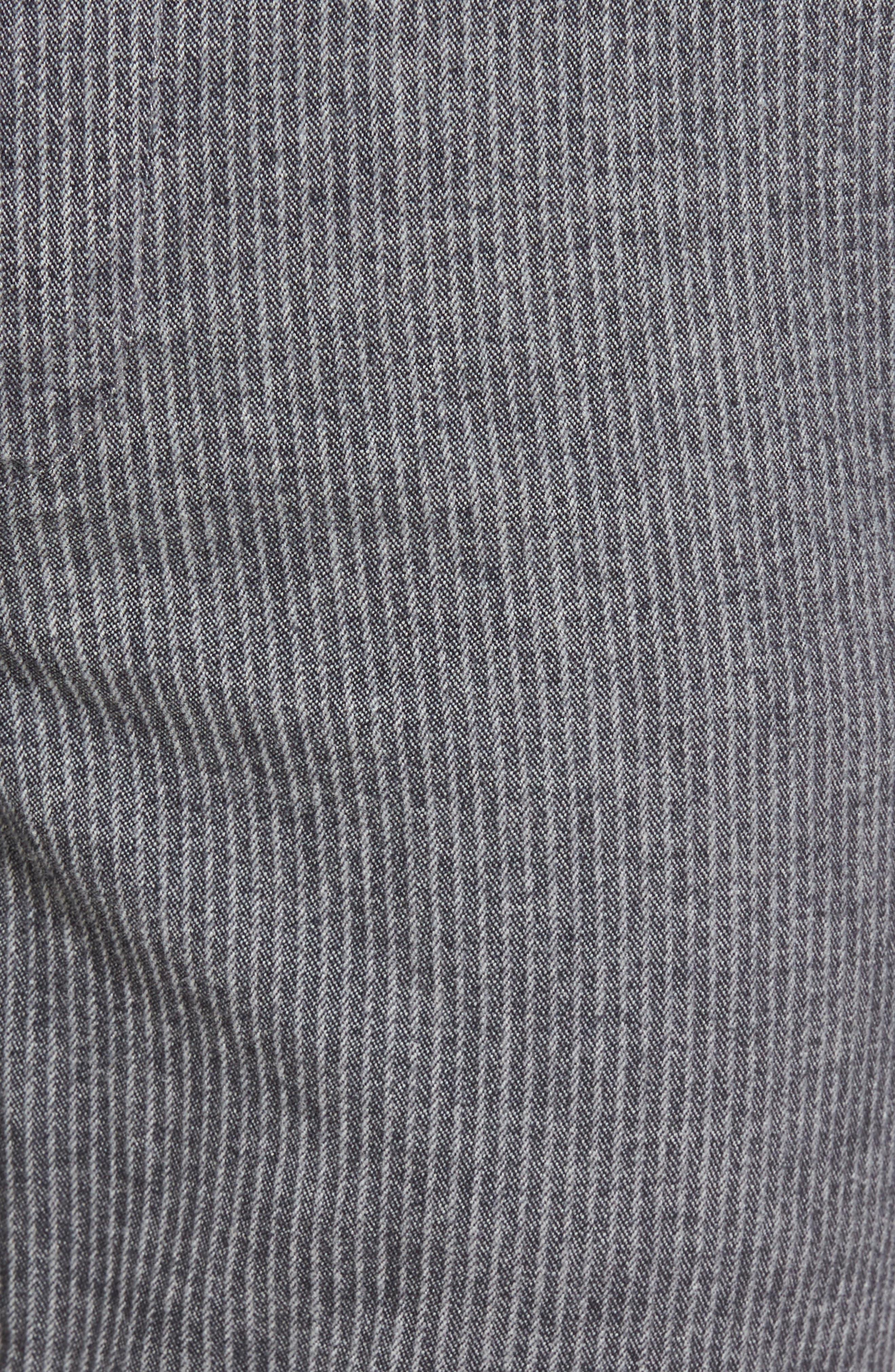 Marshall Slim Fit Pinstripe Pants,                             Alternate thumbnail 5, color,                             028